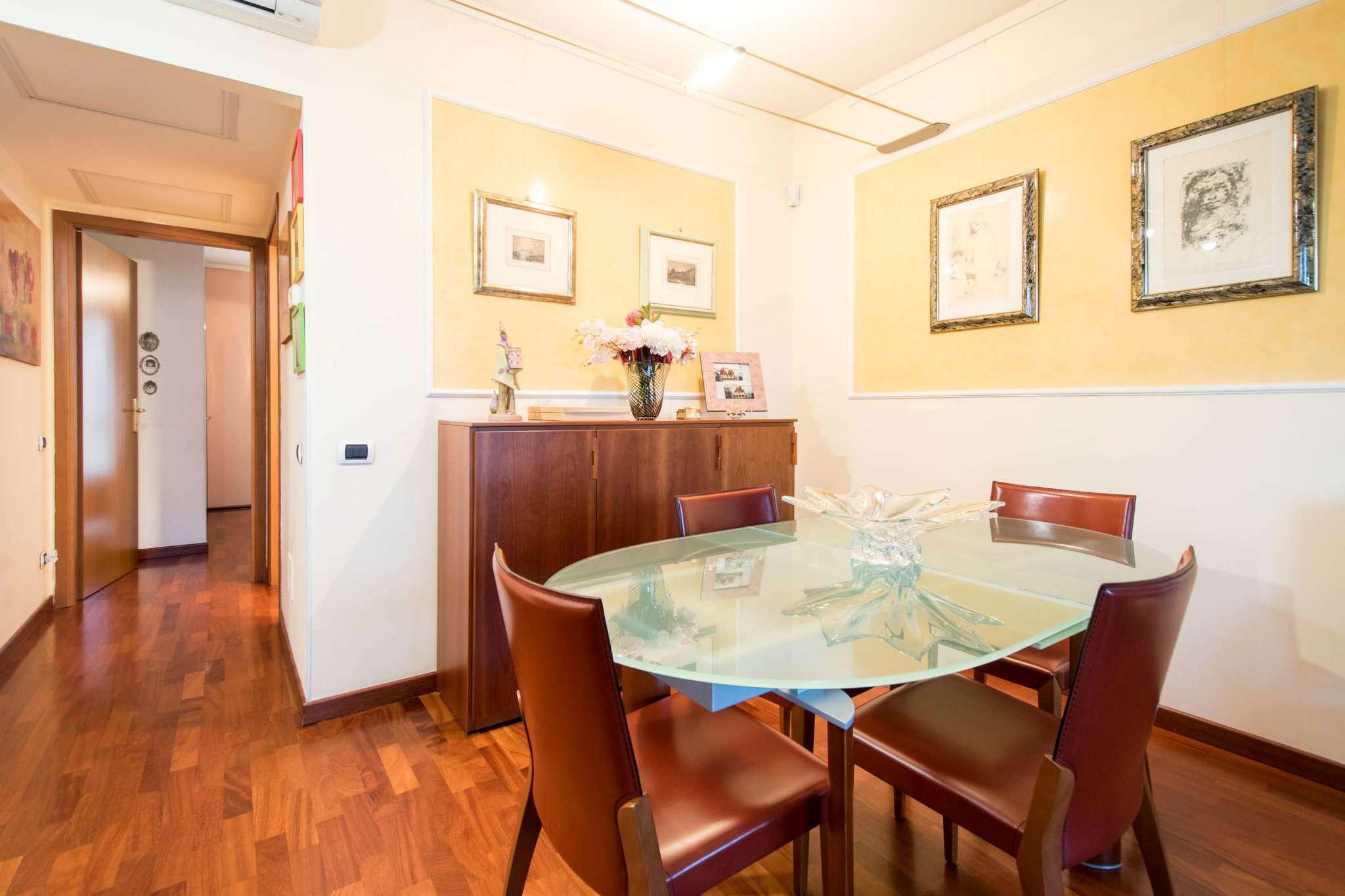 Trilocale in affitto a Roma in Via Tersilia La Divina, 5