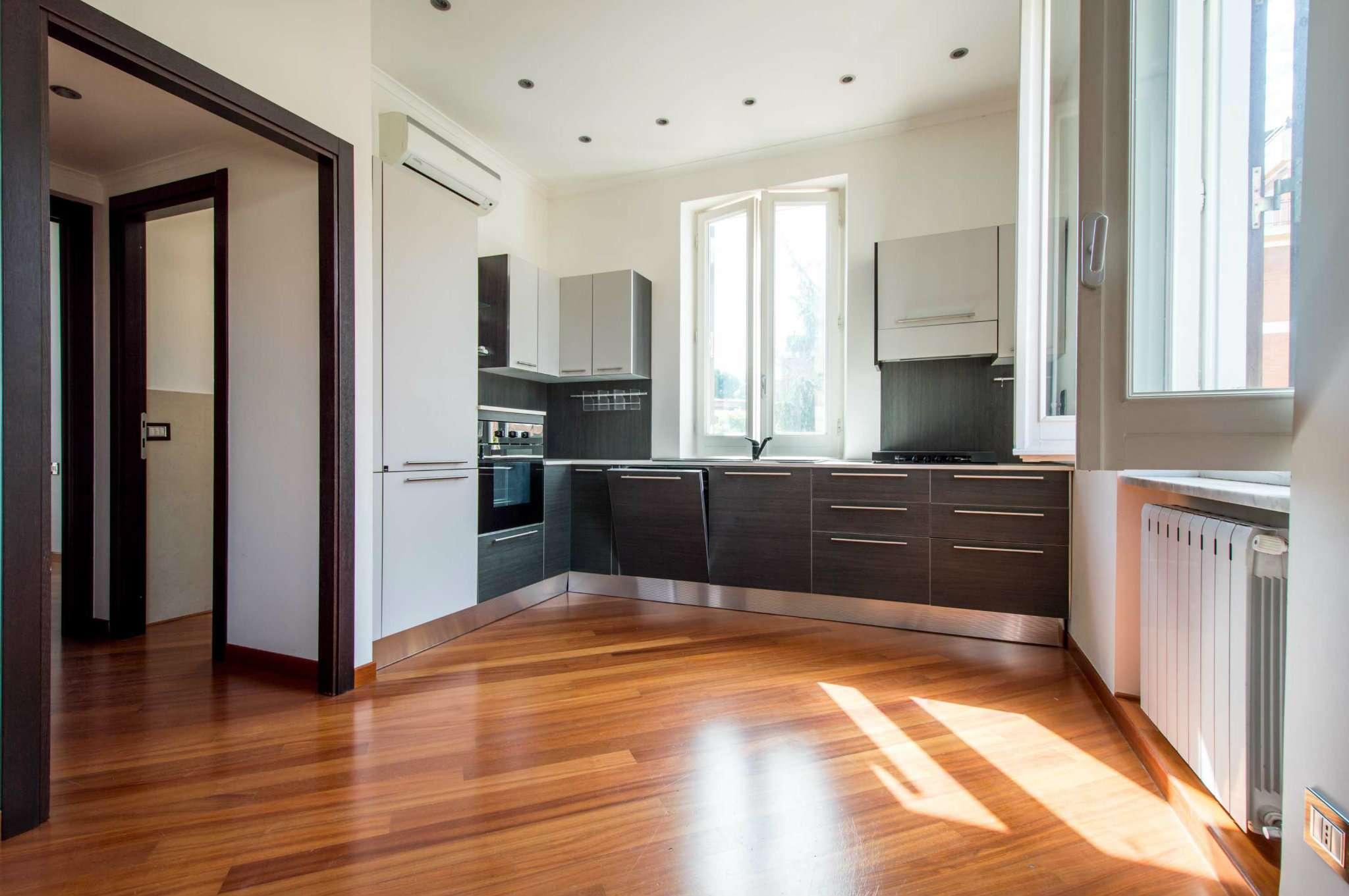 cucina a vista