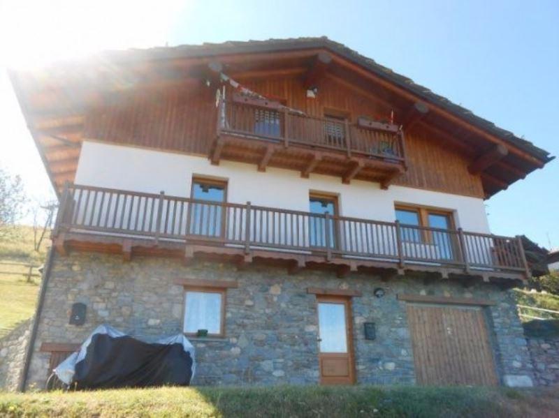 Villa in vendita a Gressan, 6 locali, prezzo € 239.000 | Cambio Casa.it