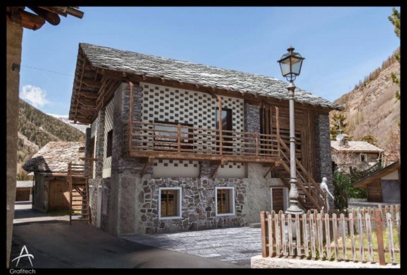 Rustico / Casale in vendita a Cogne, 3 locali, prezzo € 185.000 | Cambio Casa.it