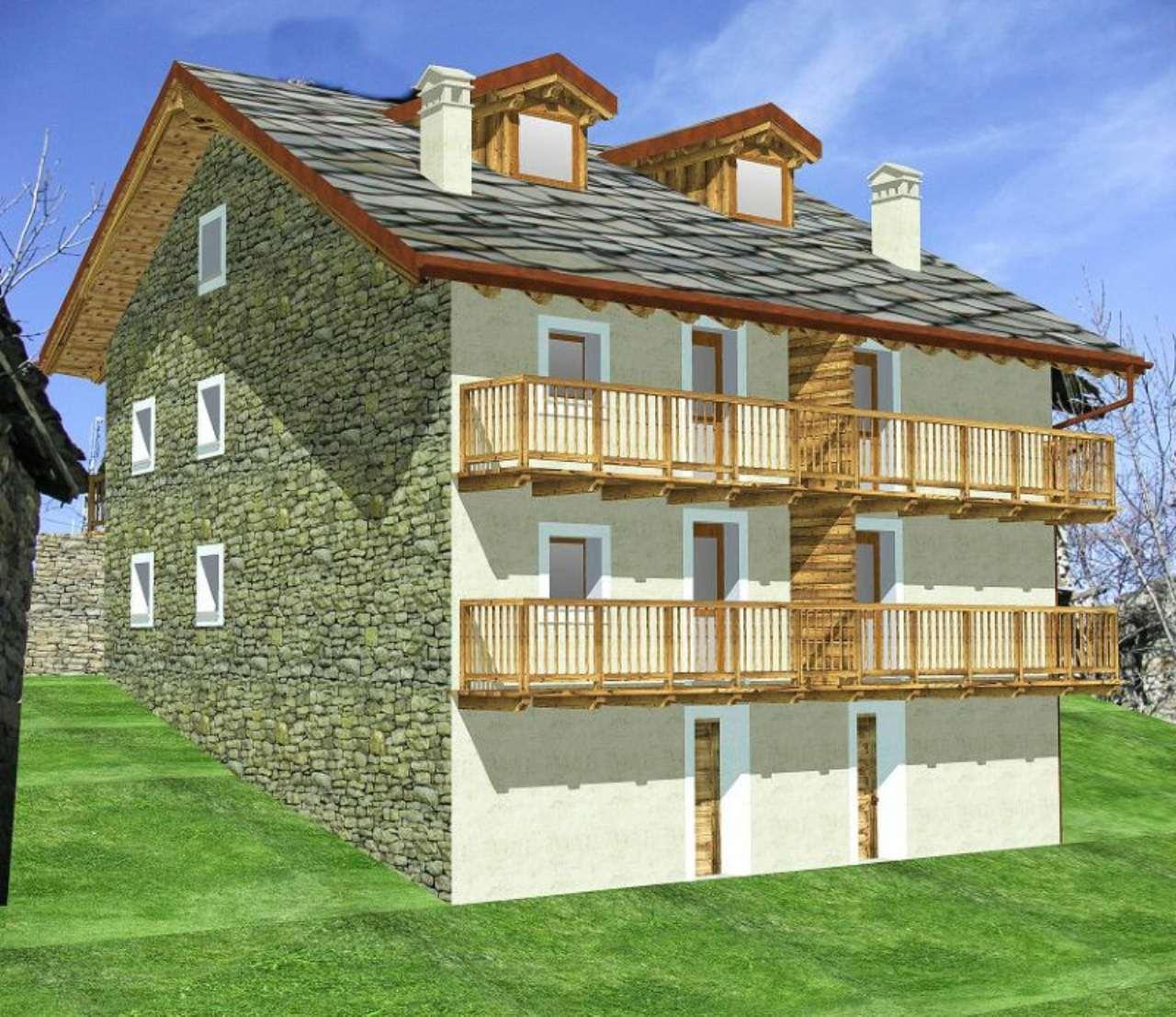 Appartamento in vendita a Allein, 2 locali, prezzo € 99.000 | Cambio Casa.it
