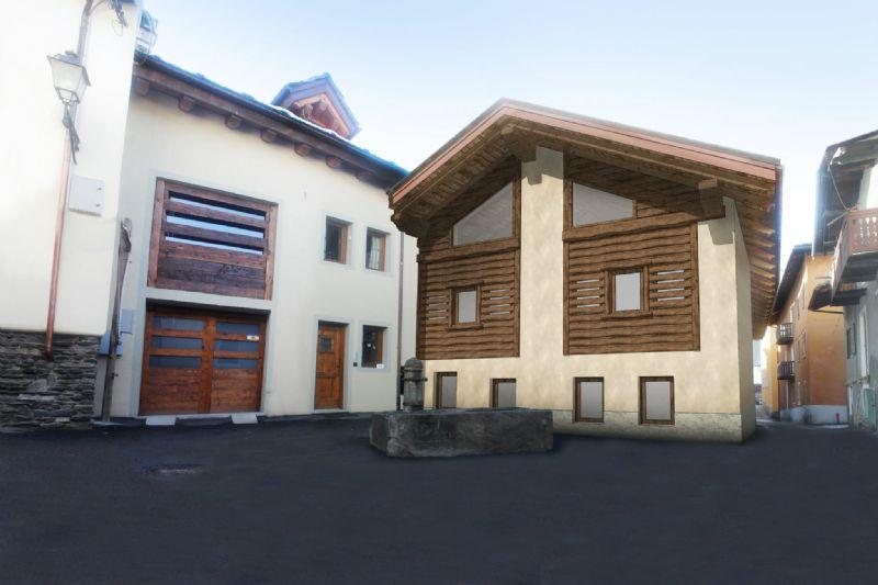 Appartamento in vendita a Cogne, 2 locali, prezzo € 168.000 | CambioCasa.it