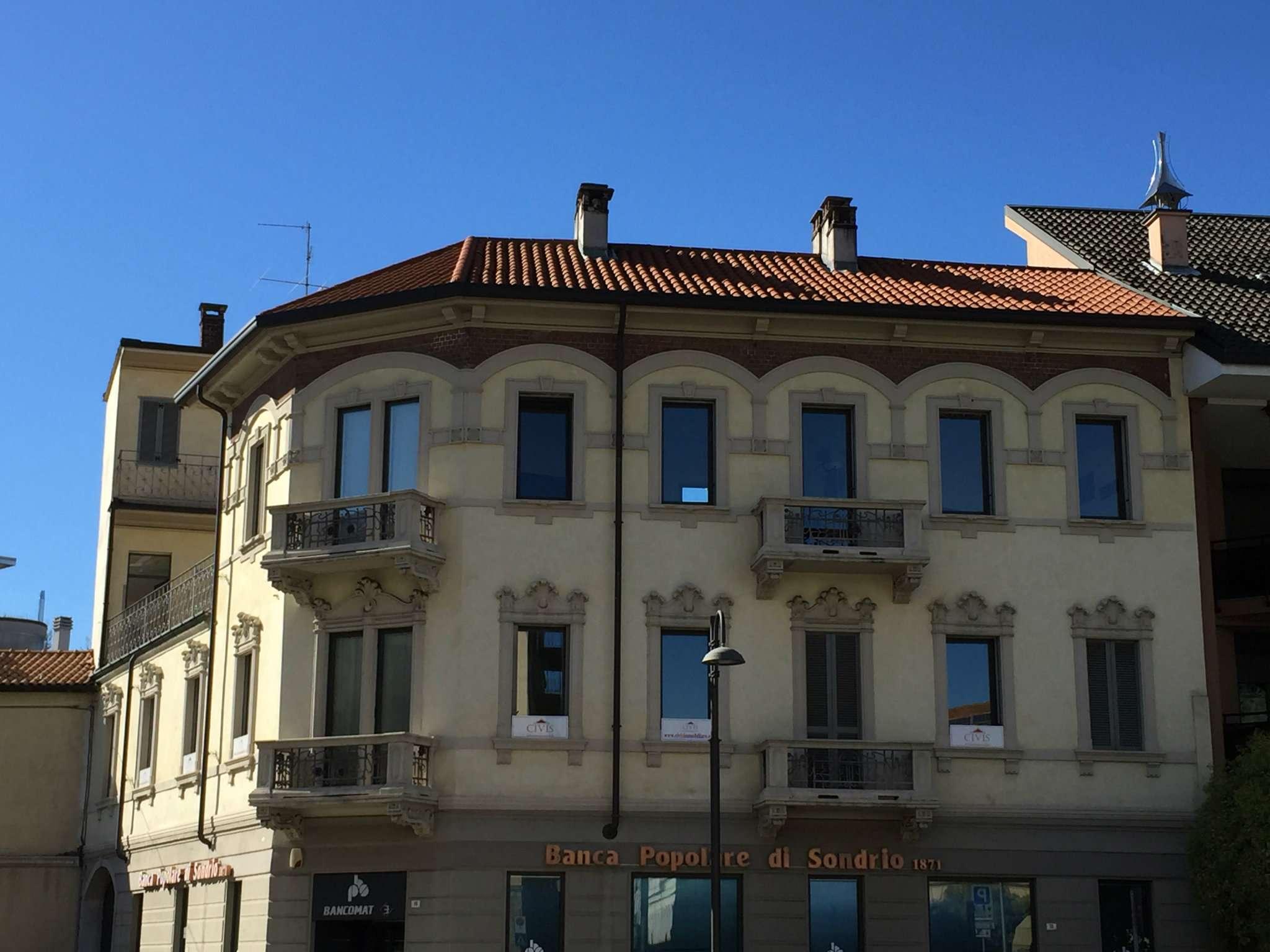 Ufficio / Studio in affitto a Busto Arsizio, 3 locali, prezzo € 600 | CambioCasa.it