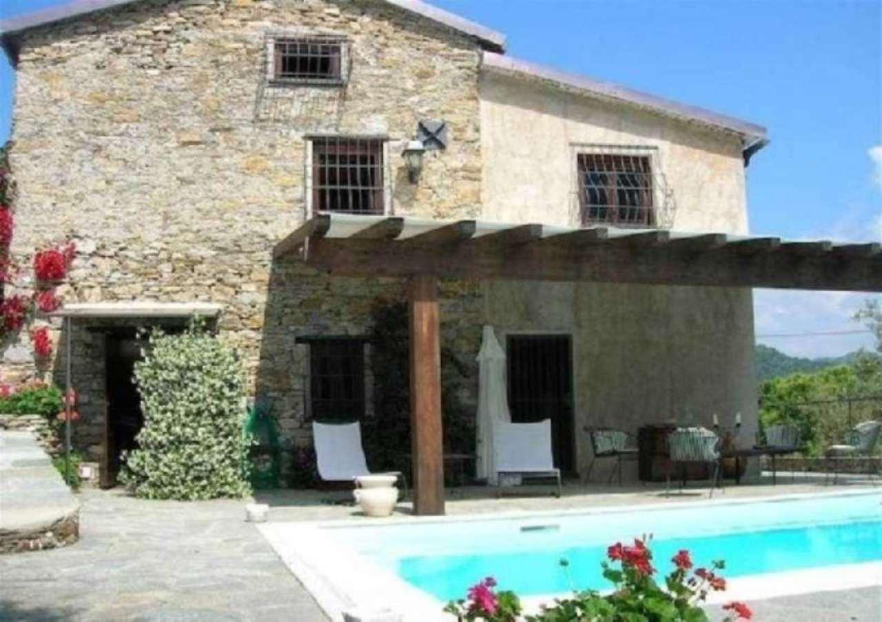 Soluzione Indipendente in vendita a Avegno, 8 locali, prezzo € 1.800.000 | Cambio Casa.it