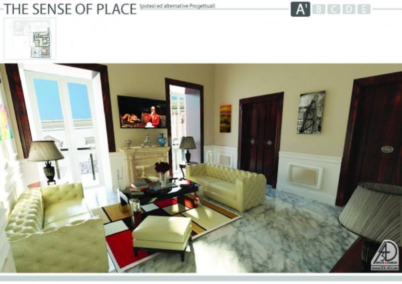 Appartamento in vendita a Andria, 6 locali, prezzo € 899.000 | Cambio Casa.it