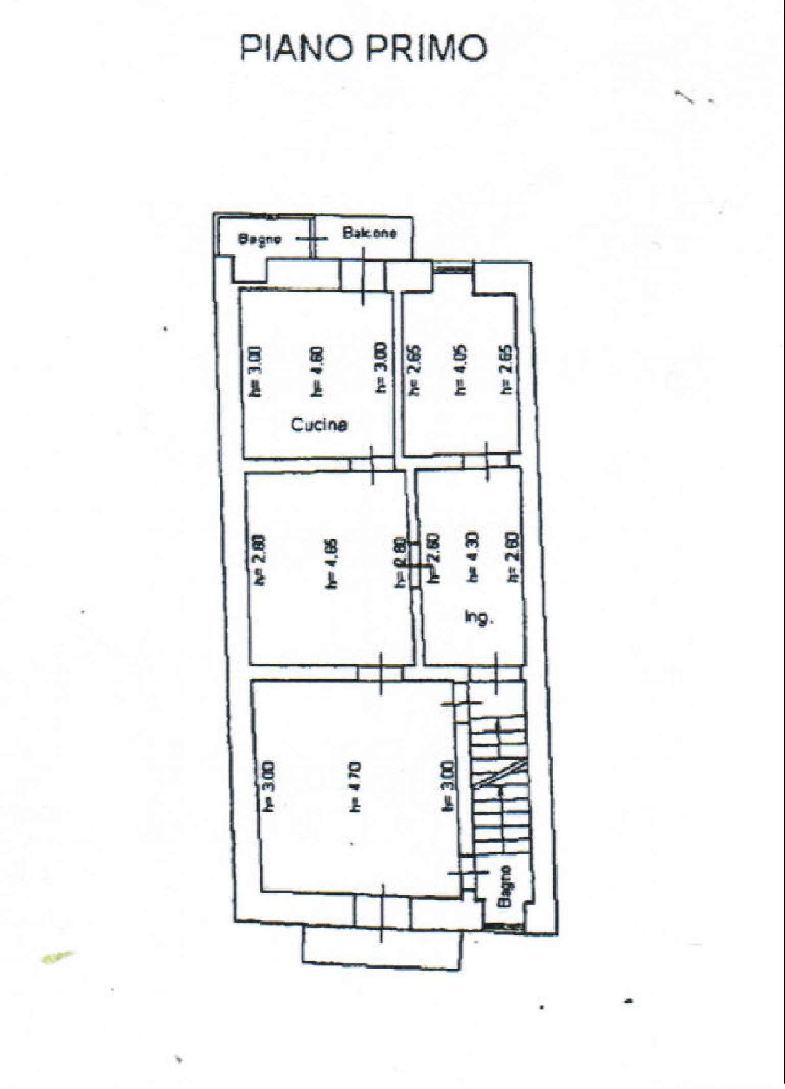 Soluzione Indipendente in affitto a Andria, 9999 locali, prezzo € 600 | Cambio Casa.it