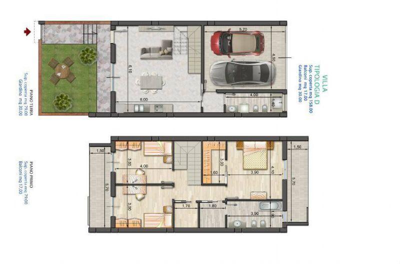 Villa in vendita a Volla, 9999 locali, prezzo € 270.000 | Cambio Casa.it
