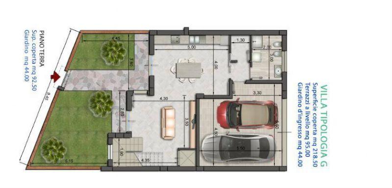 Villa in vendita a Volla, 9999 locali, prezzo € 305.000 | Cambio Casa.it