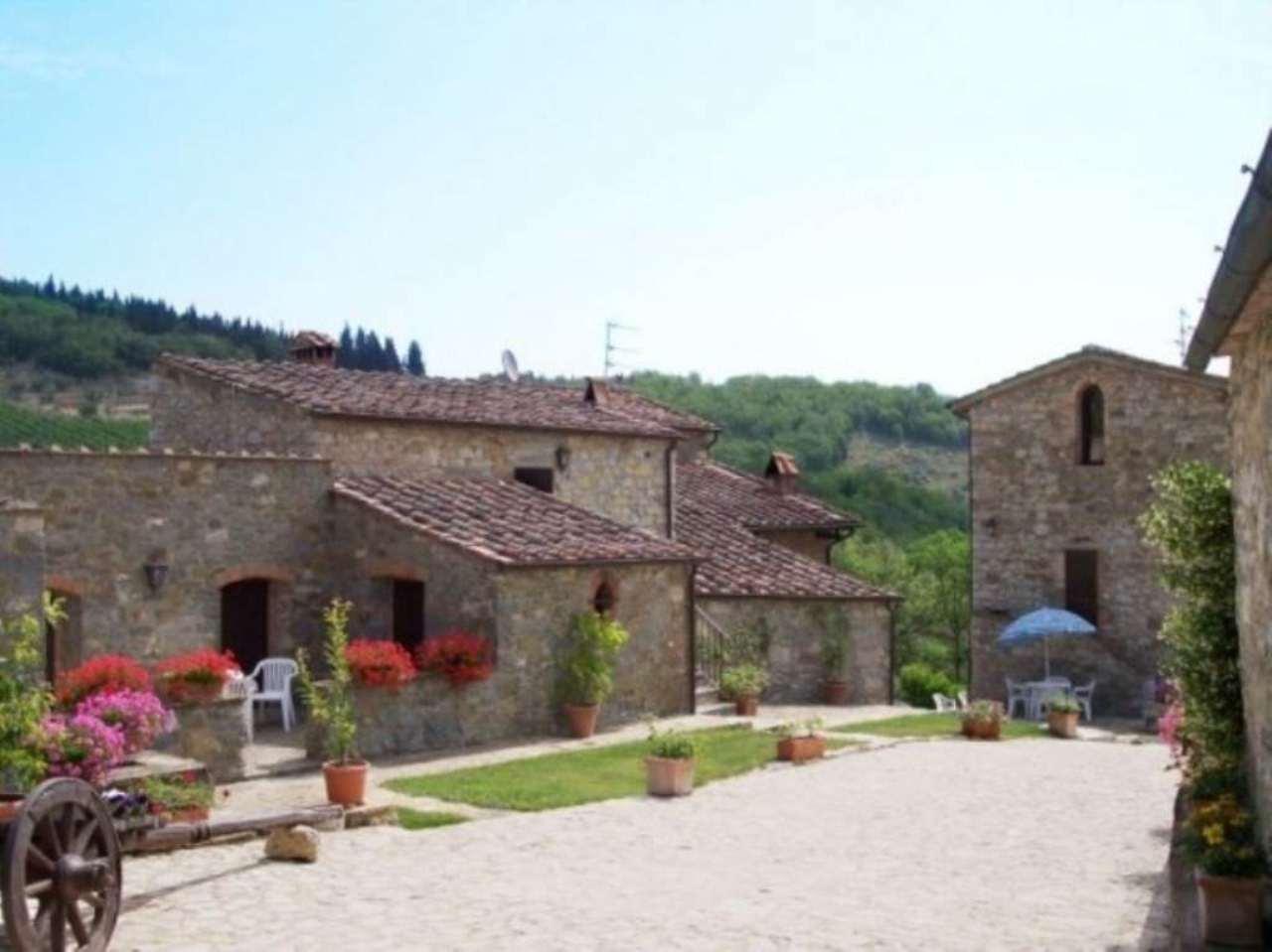 Agriturismo in vendita a Castellina in Chianti, 9999 locali, prezzo € 2.500.000 | Cambio Casa.it