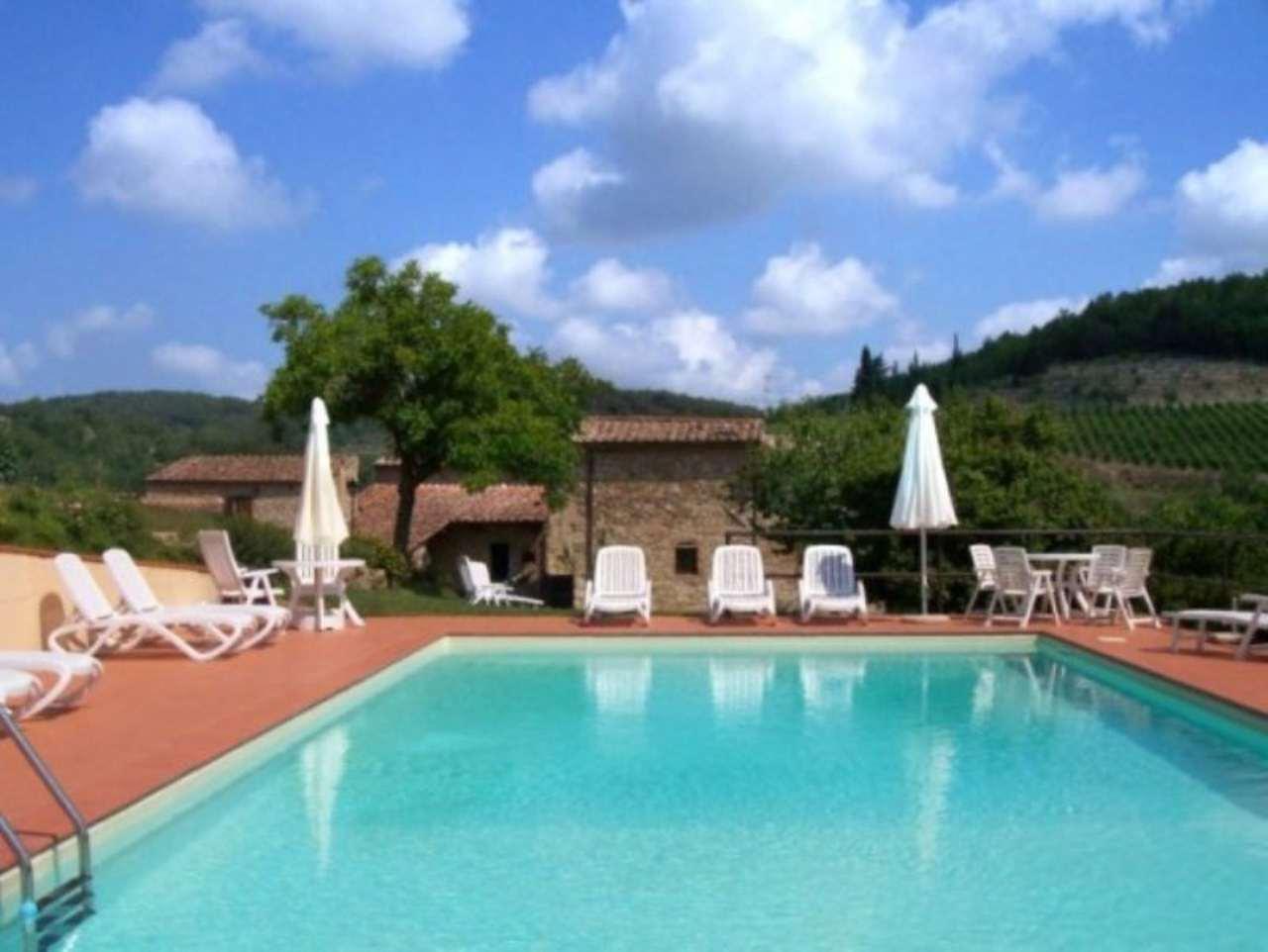Rustico / Casale in Vendita a Castellina in Chianti