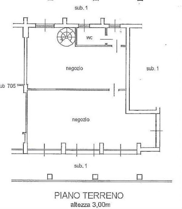 Negozio / Locale in vendita a San Paolo d'Argon, 2 locali, Trattative riservate | Cambio Casa.it