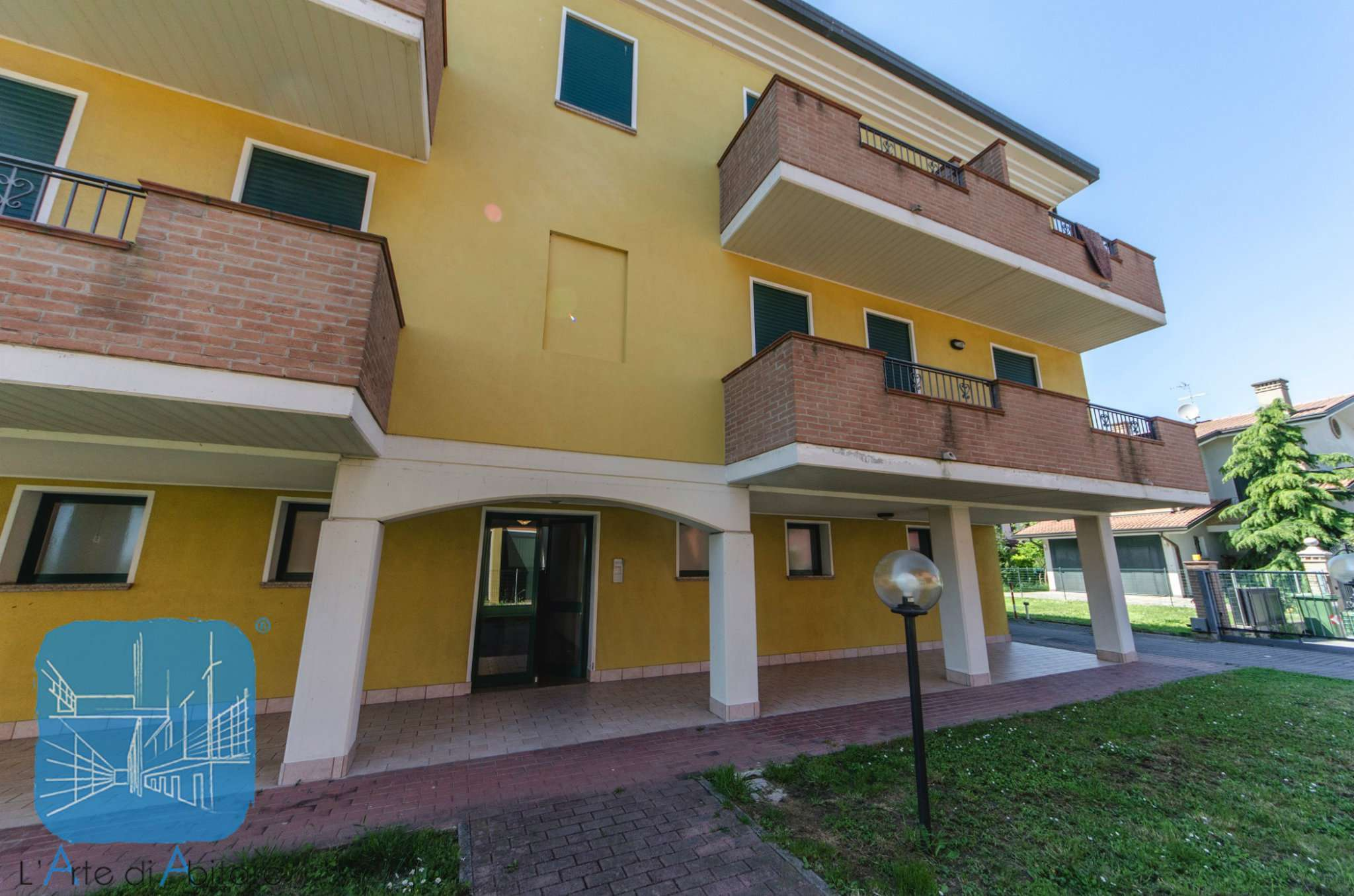 Appartamento in vendita a Codevigo, 5 locali, prezzo € 90.000 | Cambio Casa.it