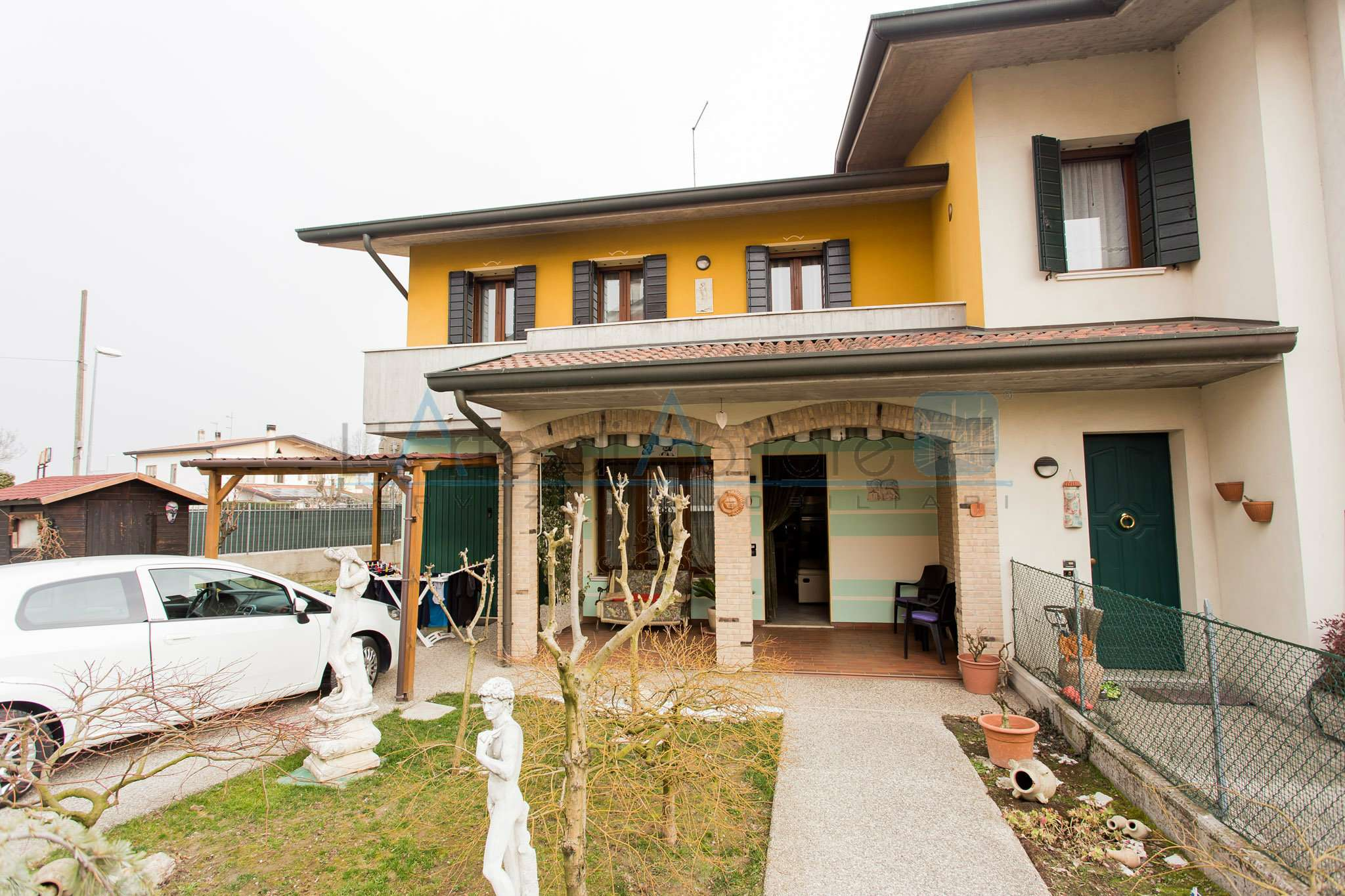 Soluzione Indipendente in vendita a Piove di Sacco, 5 locali, prezzo € 160.000 | Cambio Casa.it