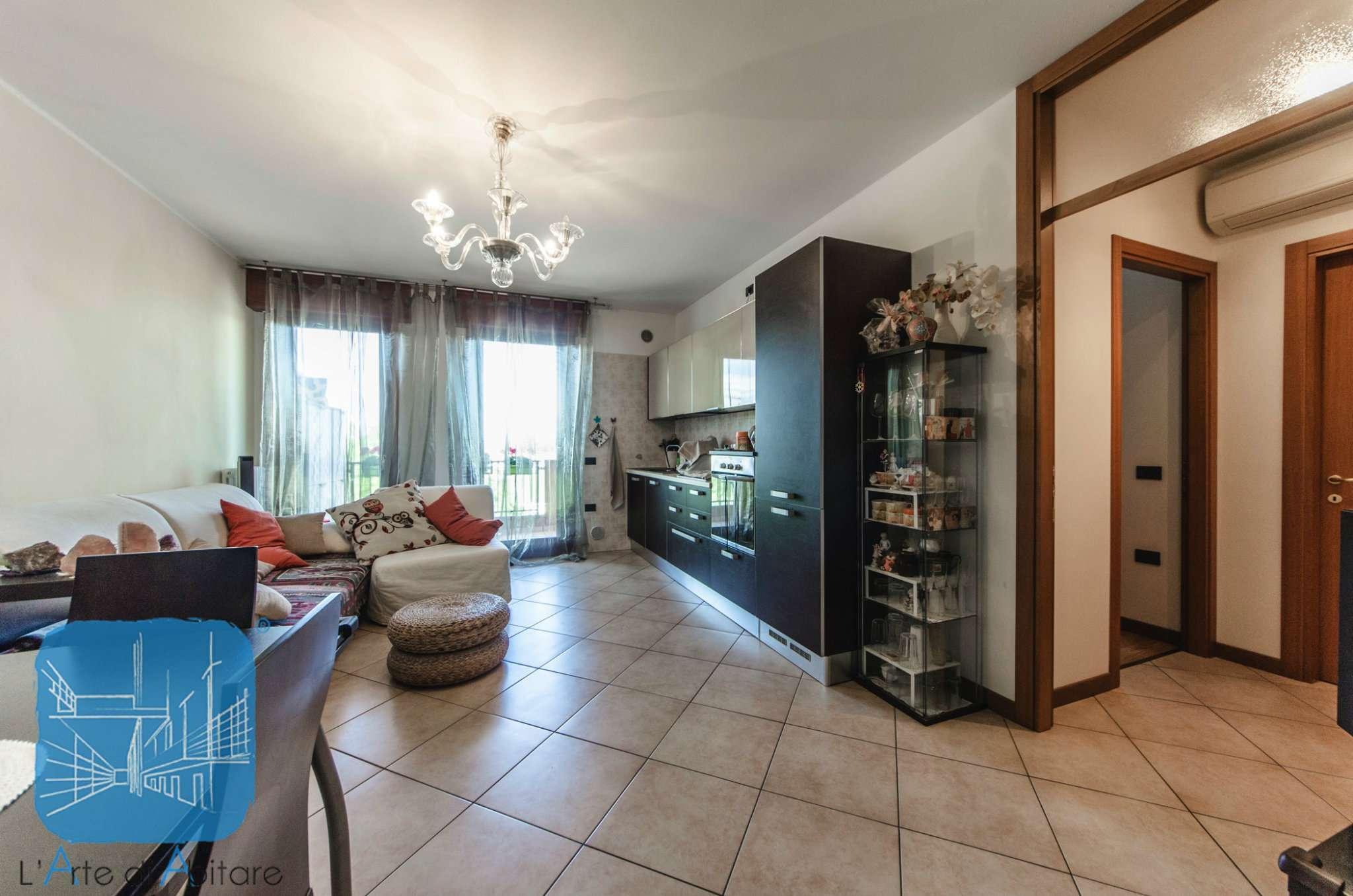 Appartamento in vendita a Piove di Sacco, 3 locali, prezzo € 87.000 | Cambio Casa.it