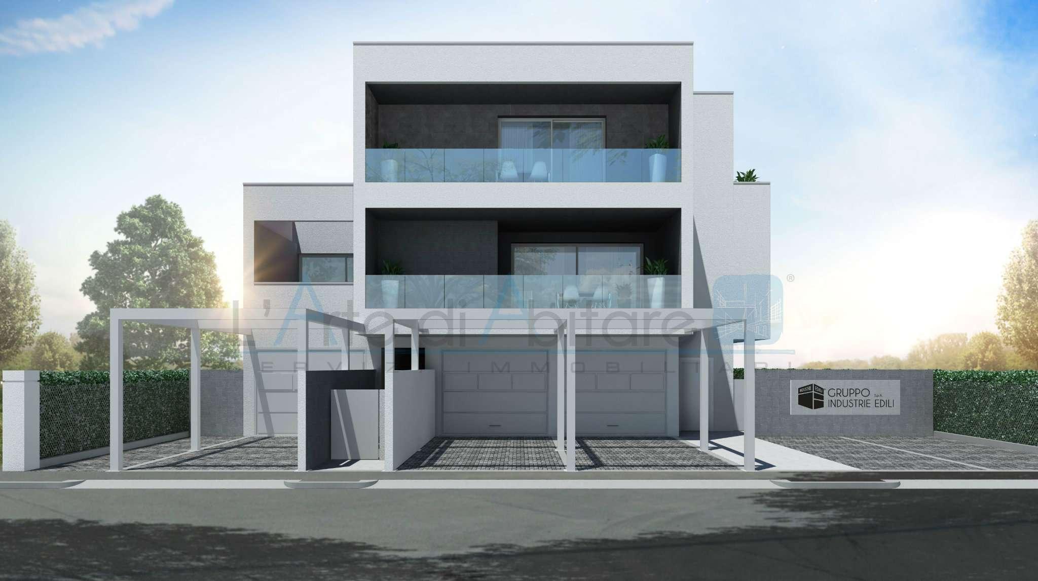 Appartamento in vendita a Piove di Sacco, 5 locali, prezzo € 250.000 | Cambio Casa.it