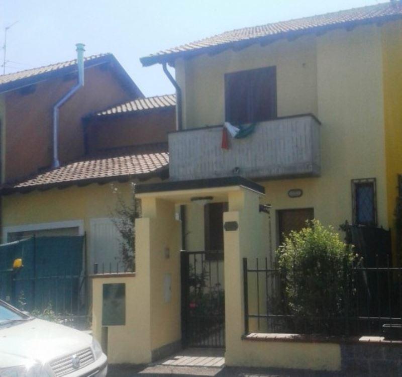 Villa a Schiera in Vendita a Sant'Angelo Lodigiano