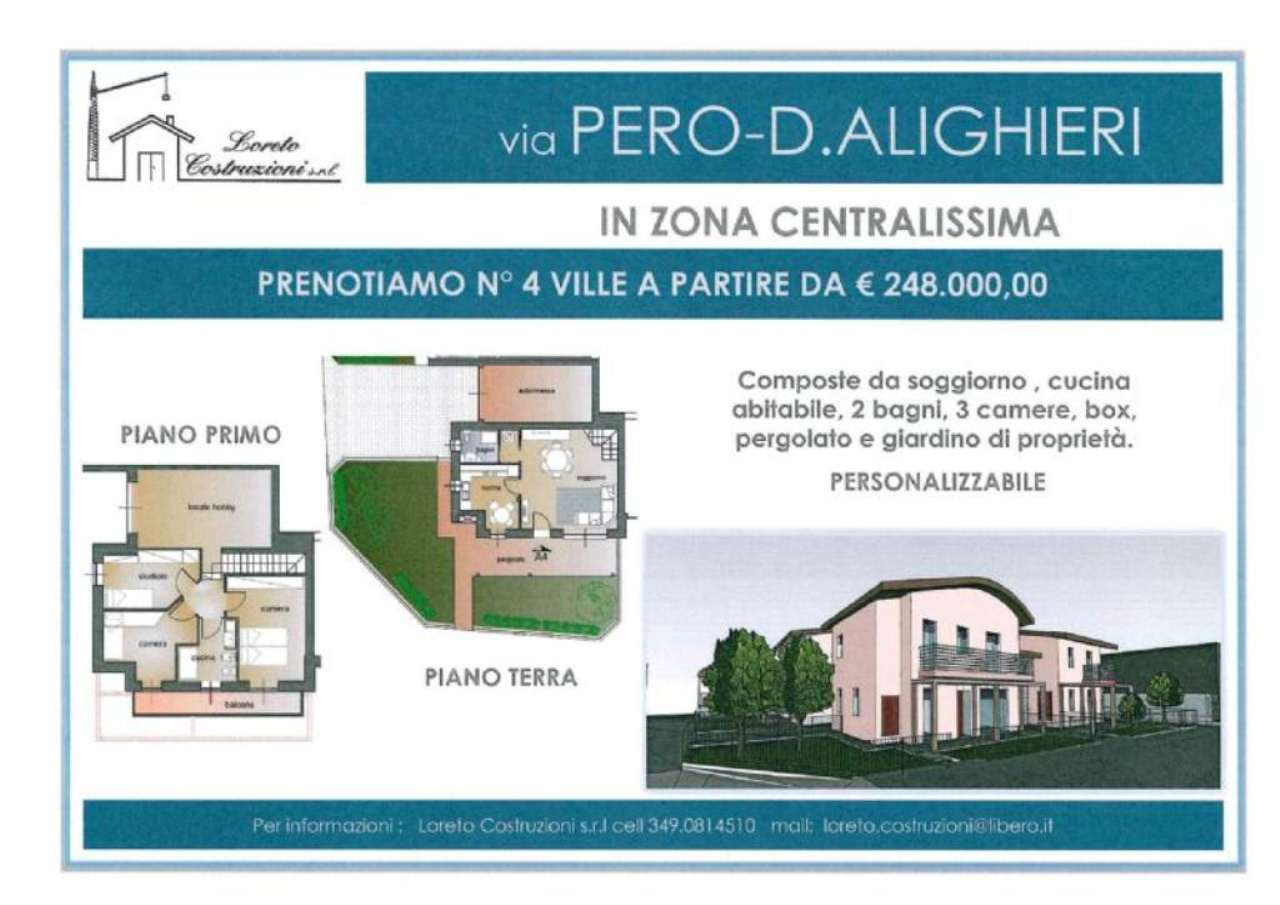 Villa in vendita a Cassano Magnago, 9999 locali, prezzo € 248.000 | Cambio Casa.it