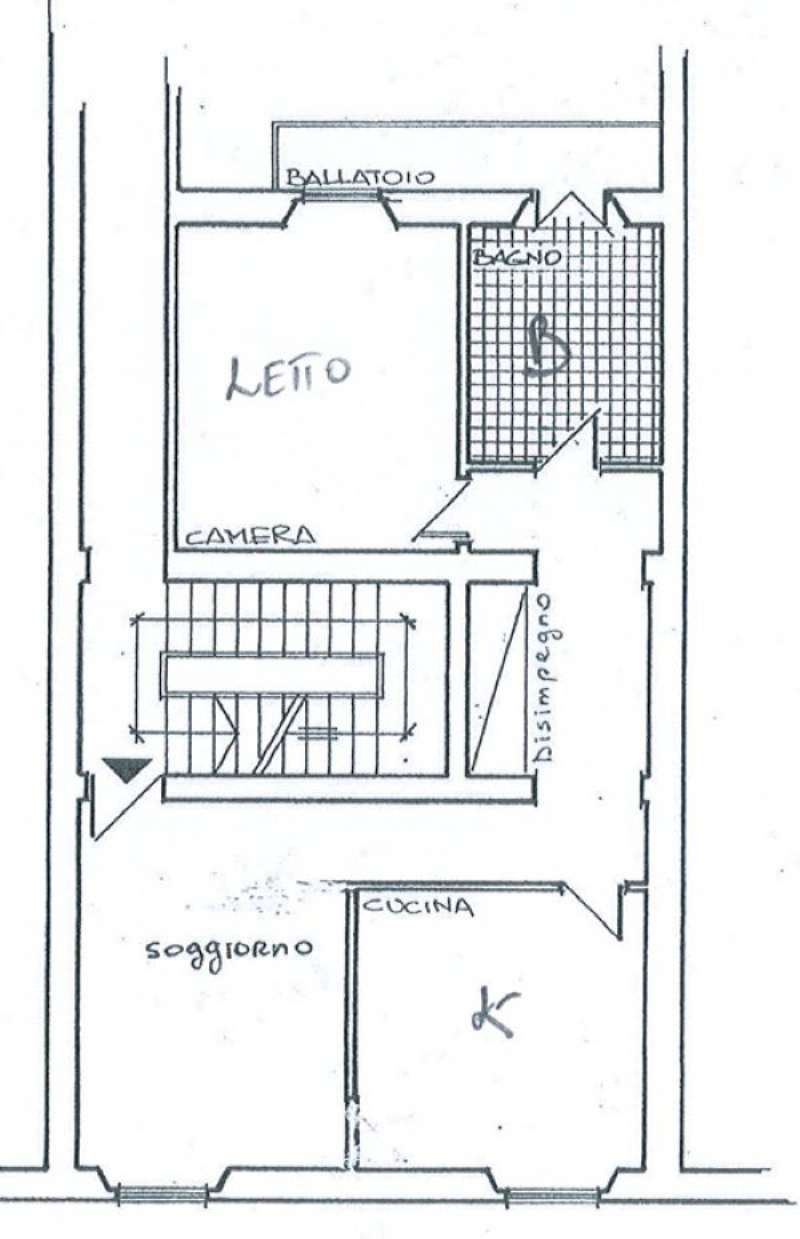 Vendita  bilocale Piacenza  1 1051693