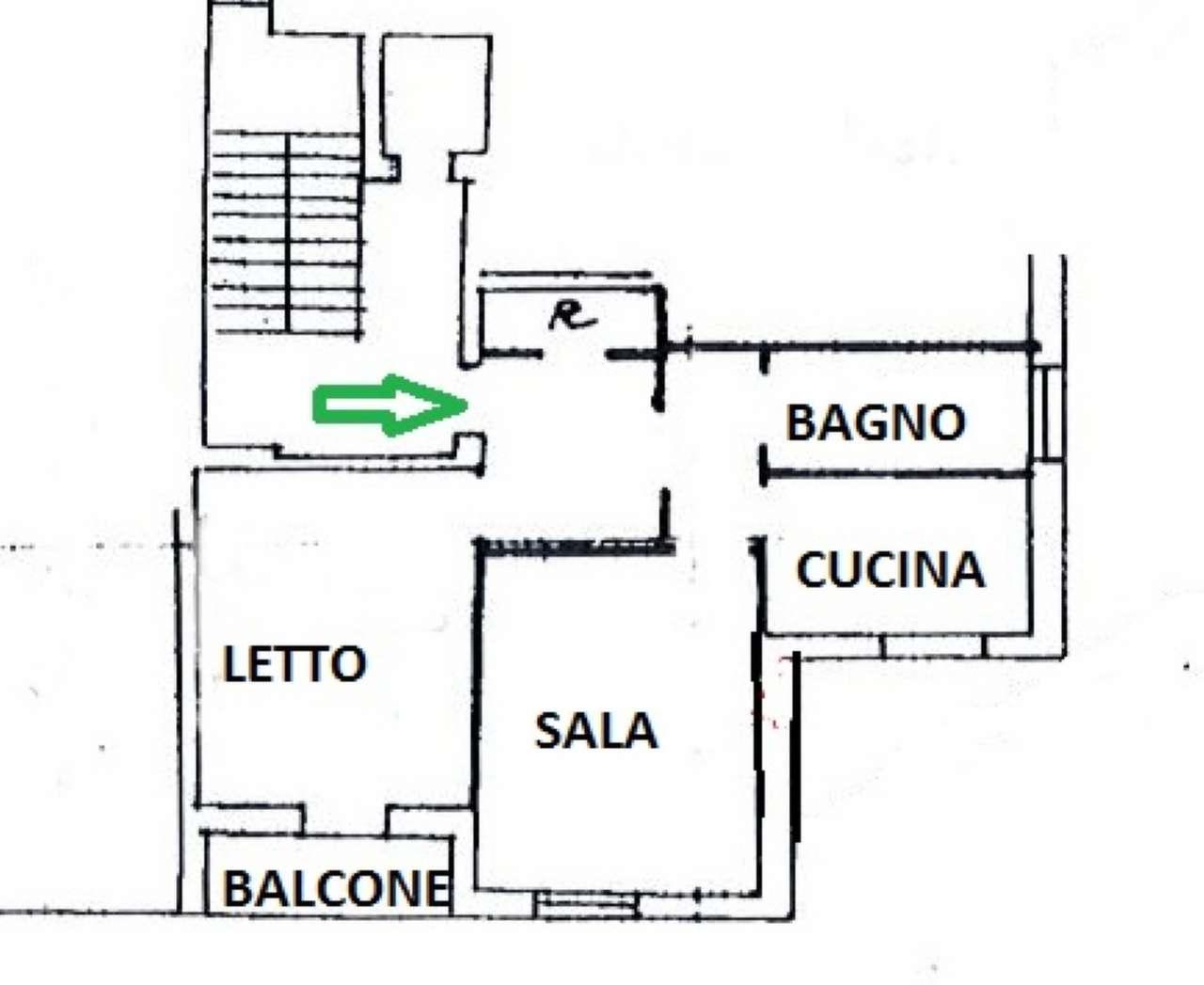 Bilocale Piacenza Piazzale Guglielmo Marconi 1