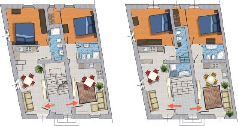 Vendita  bilocale Chianni Piazza Bartoli 1 1023113