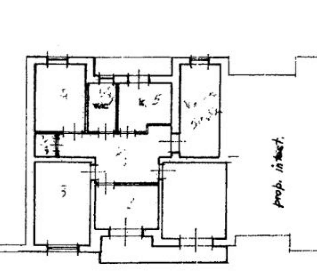 Appartamento in affitto a Livorno, 5 locali, prezzo € 650 | Cambio Casa.it