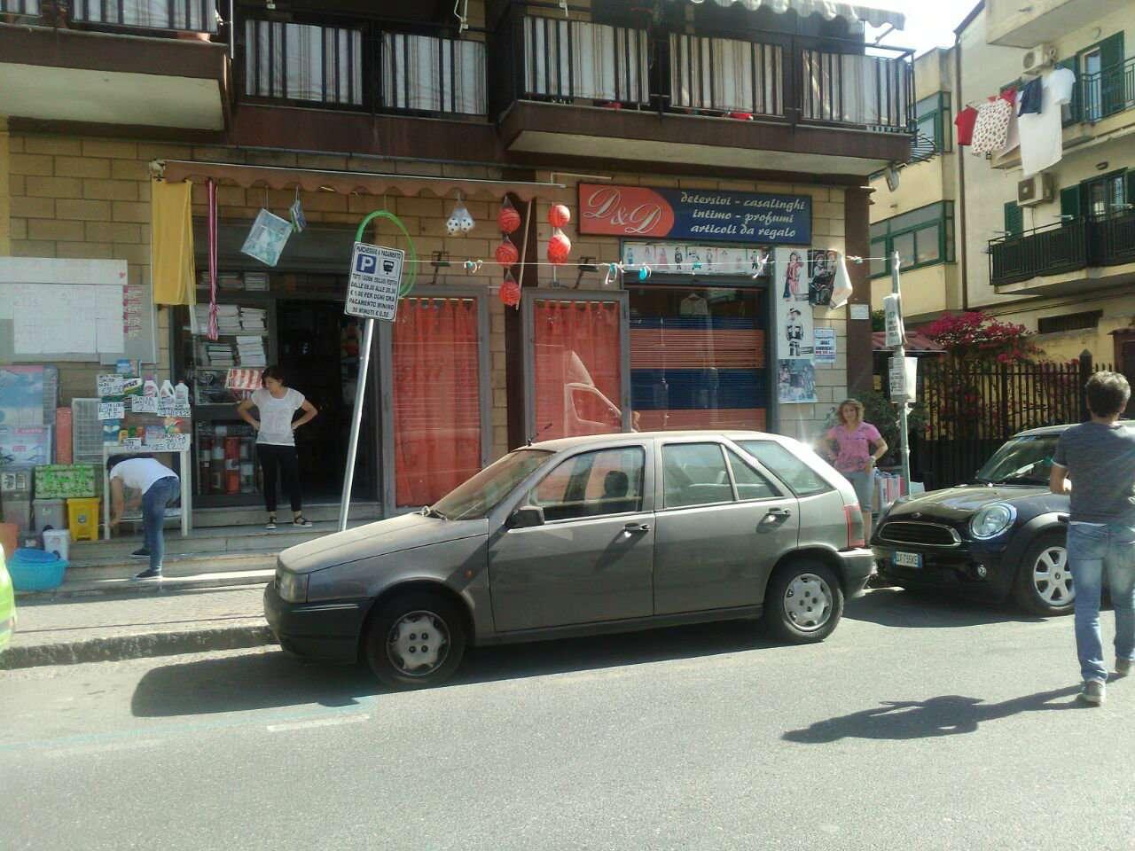 Negozio / Locale in vendita a Giugliano in Campania, 1 locali, prezzo € 500 | Cambio Casa.it