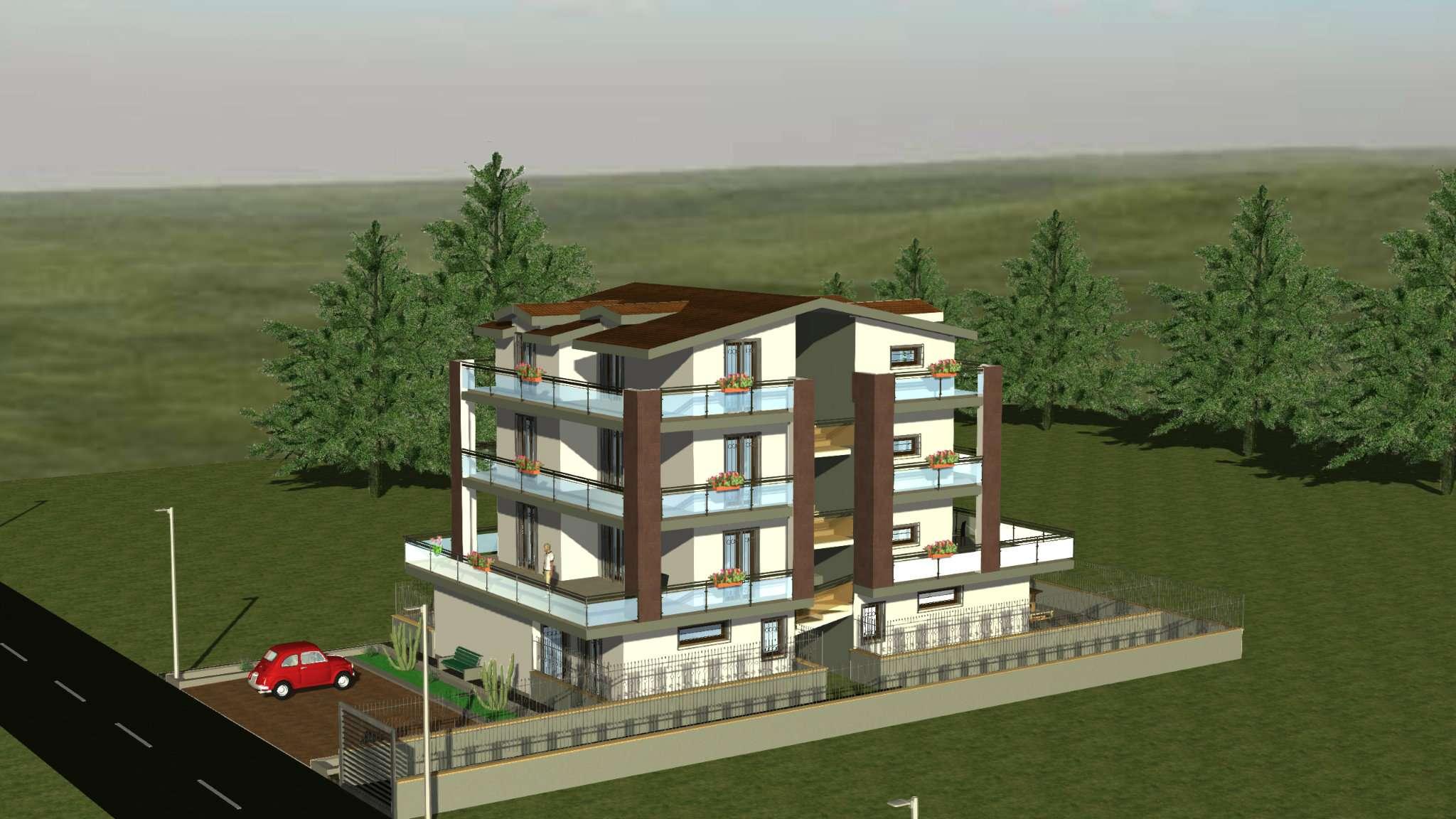 Appartamento in vendita a Parete, 5 locali, prezzo € 175.000   CambioCasa.it