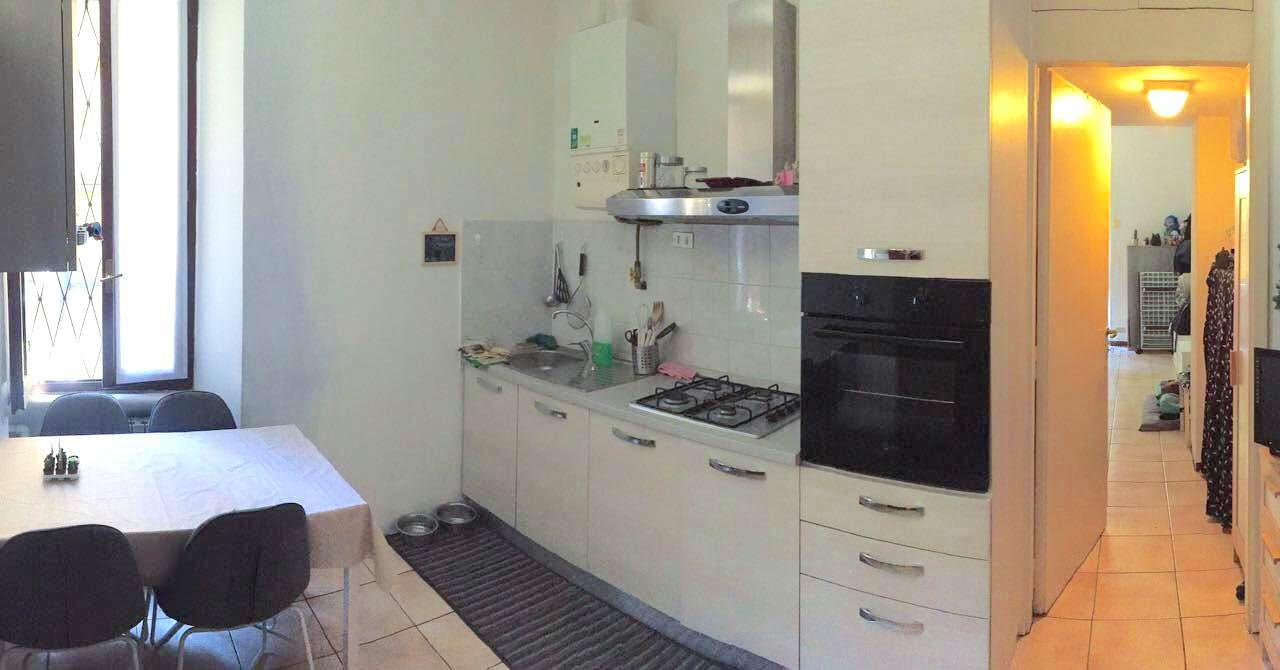 Appartamento in affitto a Milano, 2 locali, zona Zona: 10 . P.ta Genova, Romolo, Solari, Savona, Tortona, prezzo € 800 | Cambio Casa.it