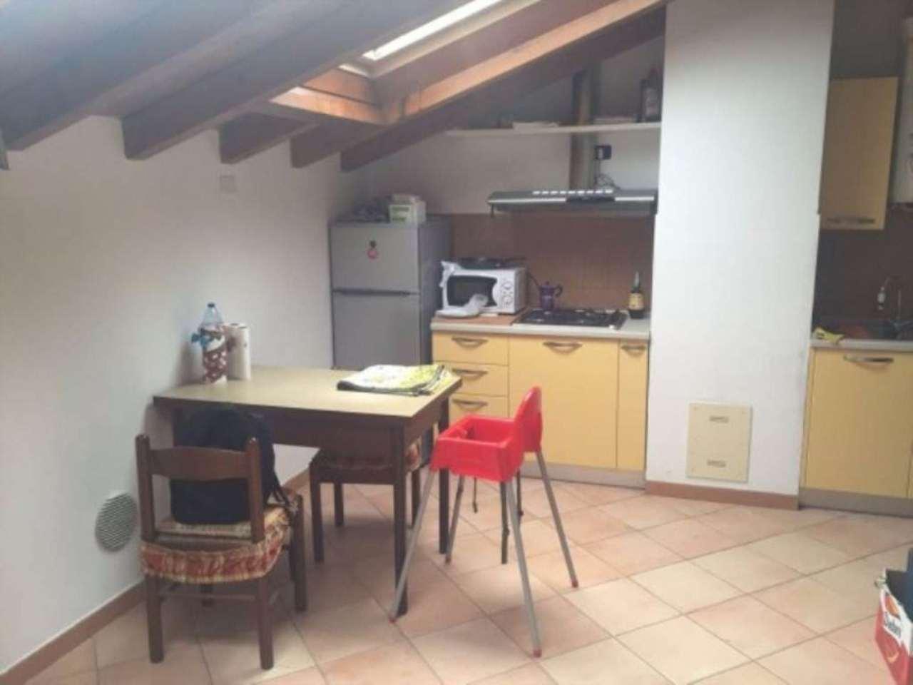 Attico / Mansarda in affitto a Travacò Siccomario, 2 locali, prezzo € 430 | Cambio Casa.it