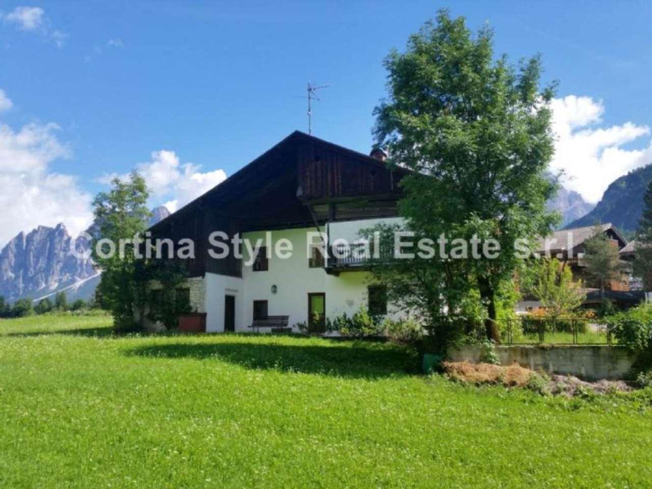 Rustico / Casale in vendita a Cortina d'Ampezzo, 9999 locali, Trattative riservate | Cambio Casa.it