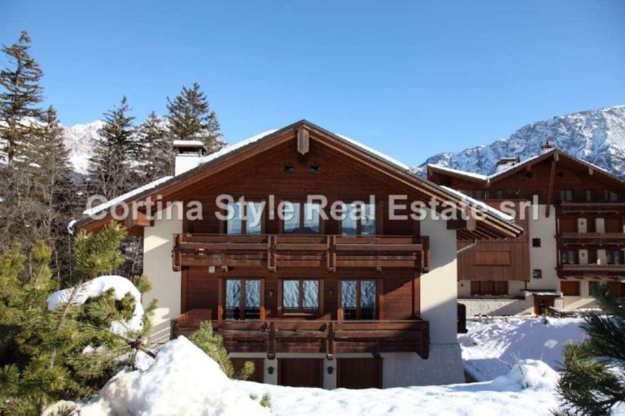 Appartamento in vendita a Cortina d'Ampezzo, 5 locali, Trattative riservate | Cambio Casa.it