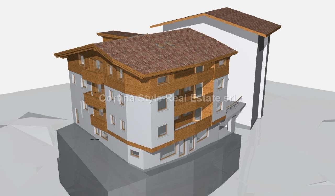 Appartamento in vendita a Cortina d'Ampezzo, 6 locali, Trattative riservate | Cambio Casa.it