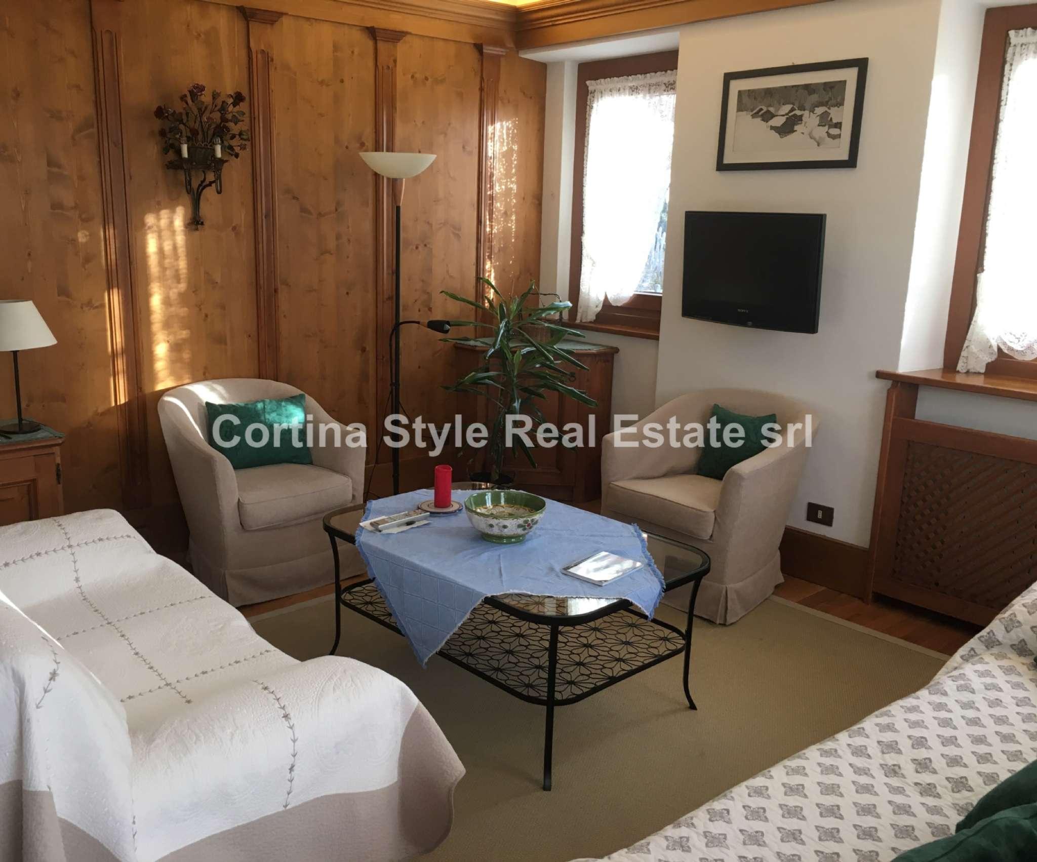 Appartamento in Affitto a Cortina d'Ampezzo