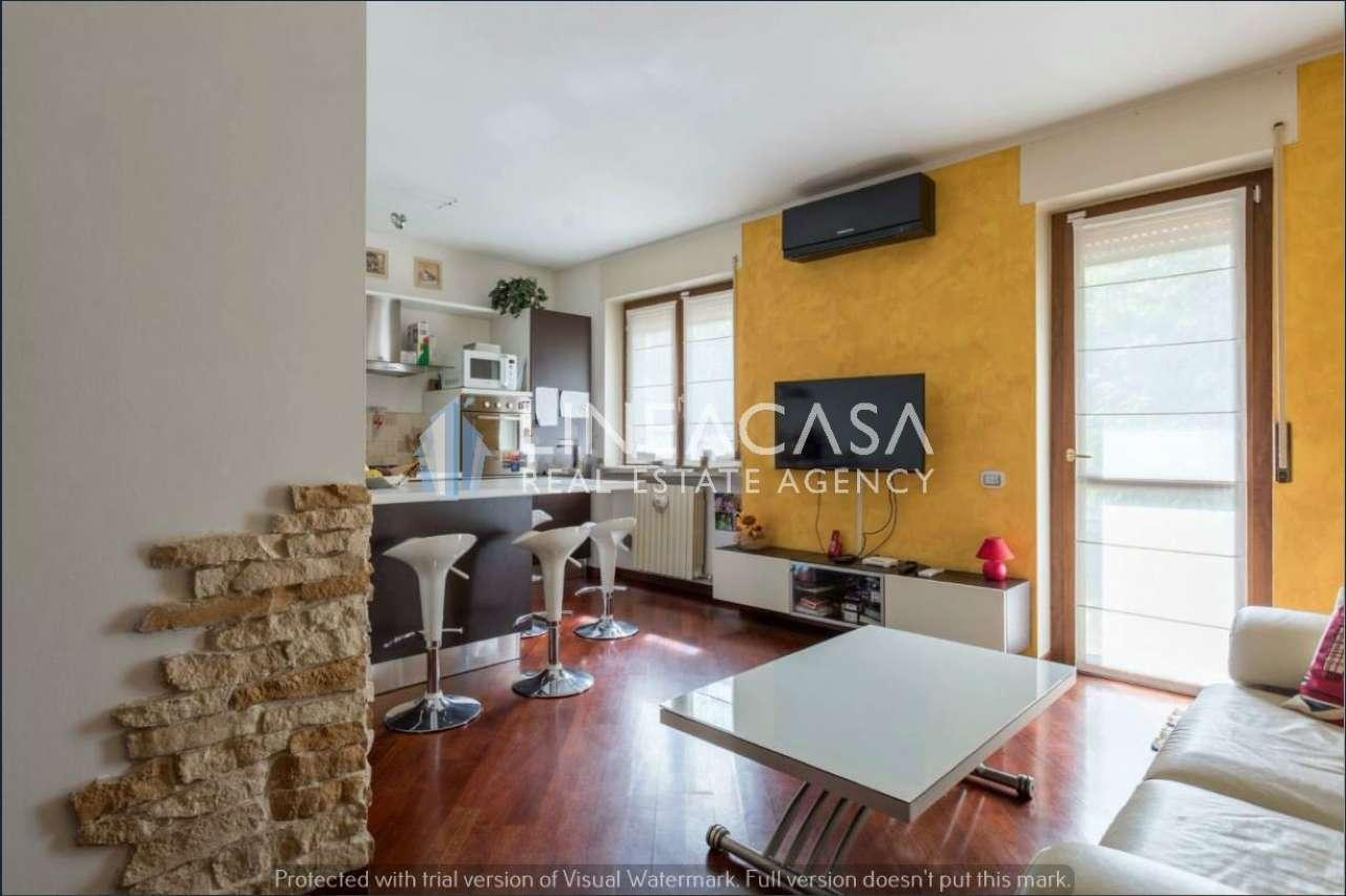 Appartamento in vendita a Cesano Boscone, 2 locali, prezzo € 149.000   CambioCasa.it