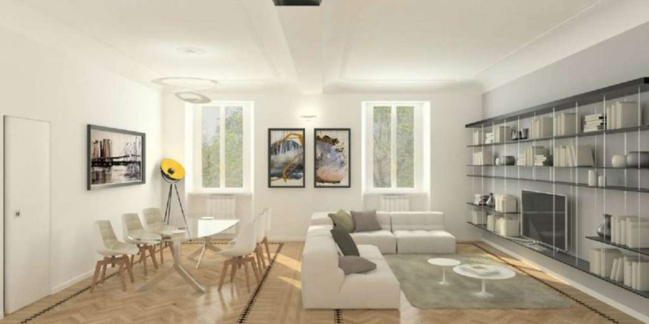 Appartamento in vendita a Milano, 4 locali, zona Zona: 8 . Bocconi, C.so Italia, Ticinese, Bligny, prezzo € 1.031.250 | CambioCasa.it