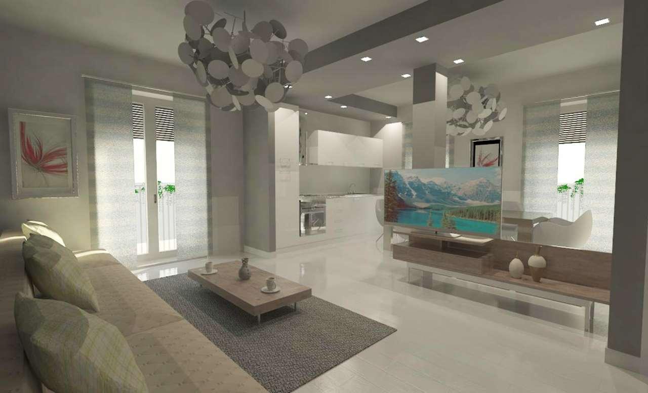 Appartamento in Vendita a Milano 17 Marghera / Wagner / Fiera:  3 locali, 142 mq  - Foto 1