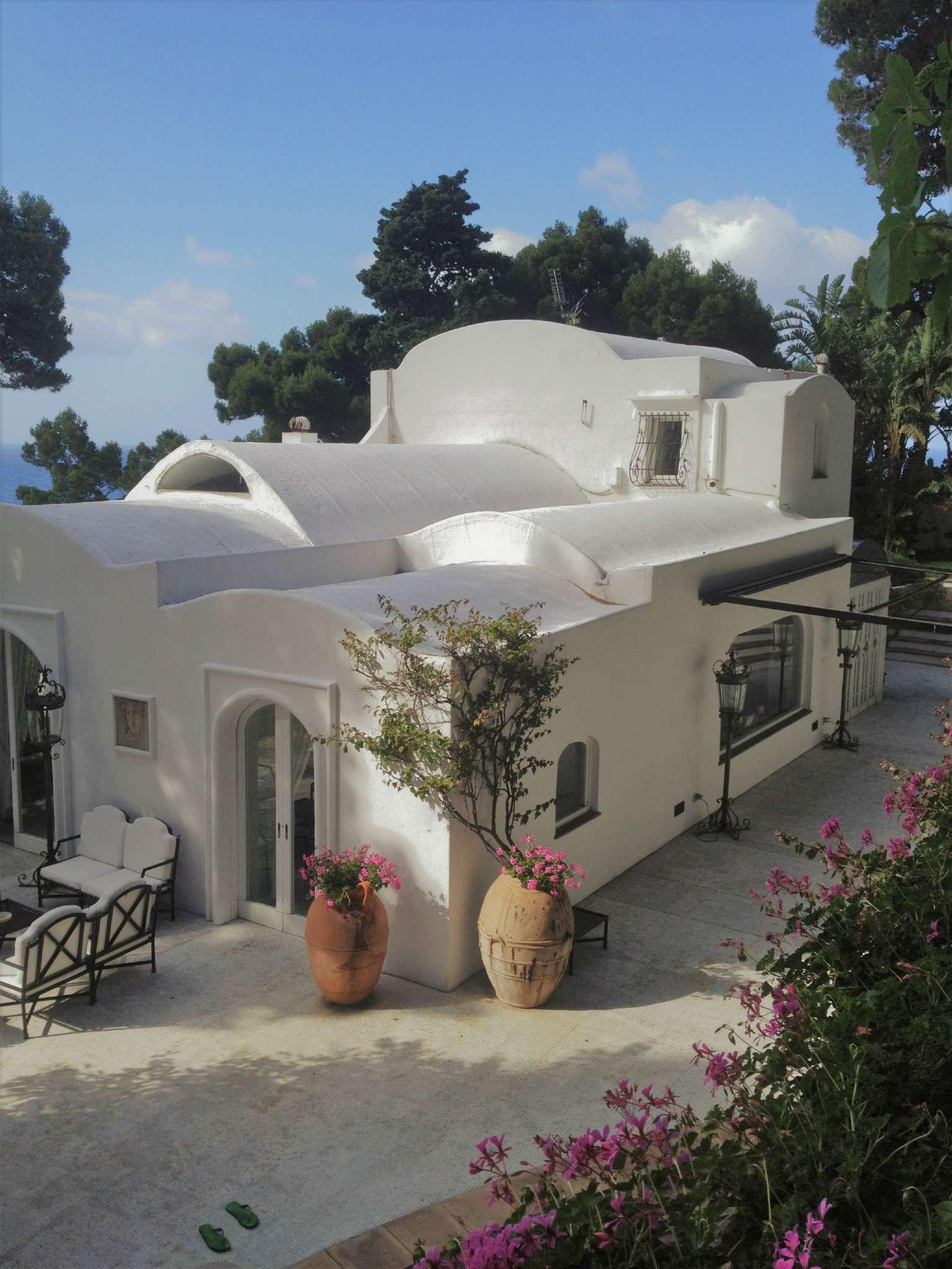 Villa in Vendita a Capri Centro: 5 locali, 700 mq