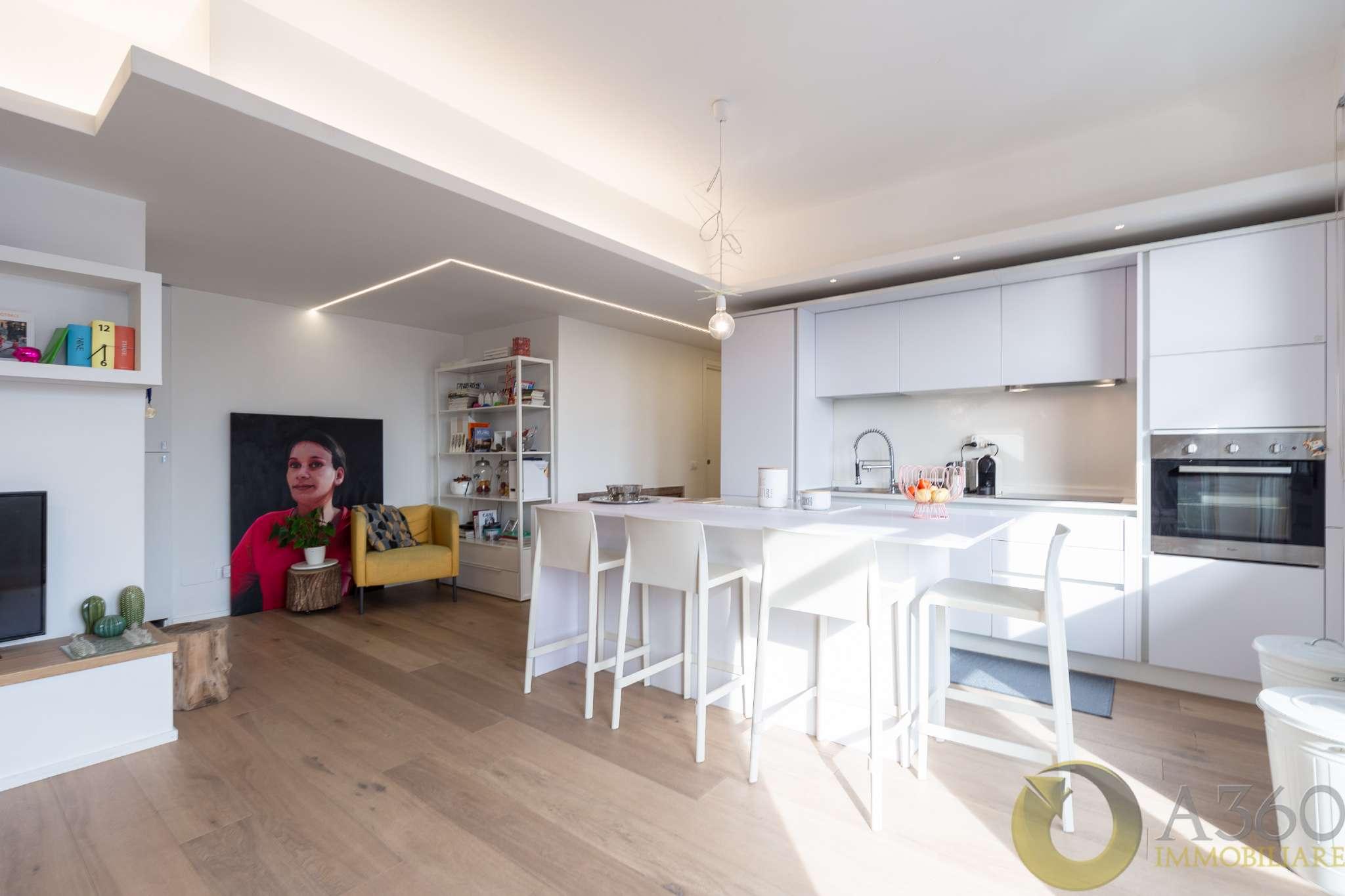 Appartamento in Vendita a Milano 17 Marghera / Wagner / Fiera: 4 locali, 120 mq