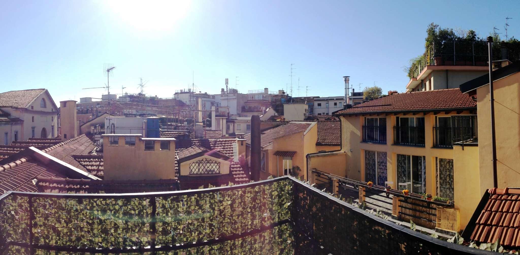 Appartamento in Vendita a Milano 01 Centro storico (Cerchia dei Navigli): 4 locali, 135 mq