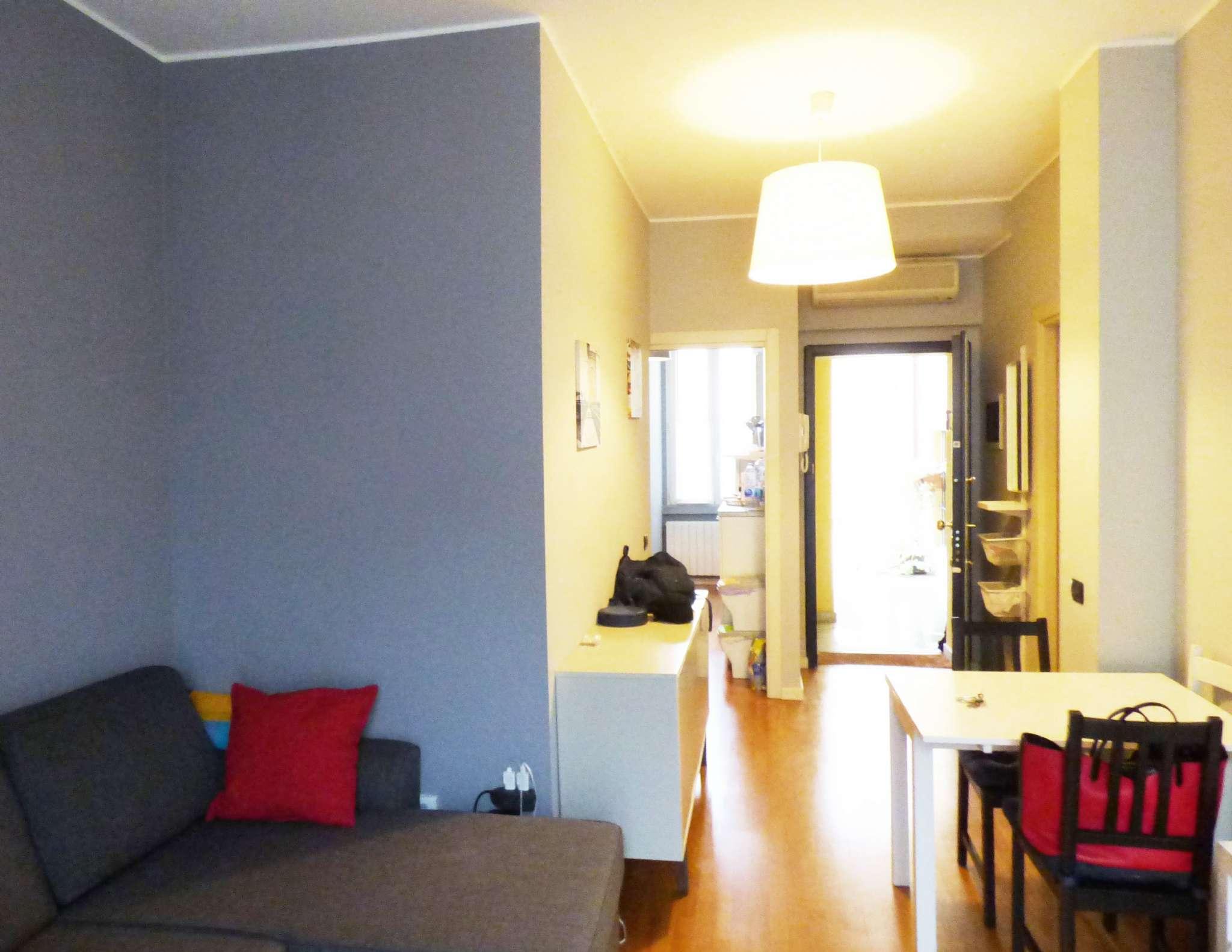 Appartamento in Affitto a Milano 06 Italia / Porta Romana / Bocconi / Lodi: 2 locali, 60 mq