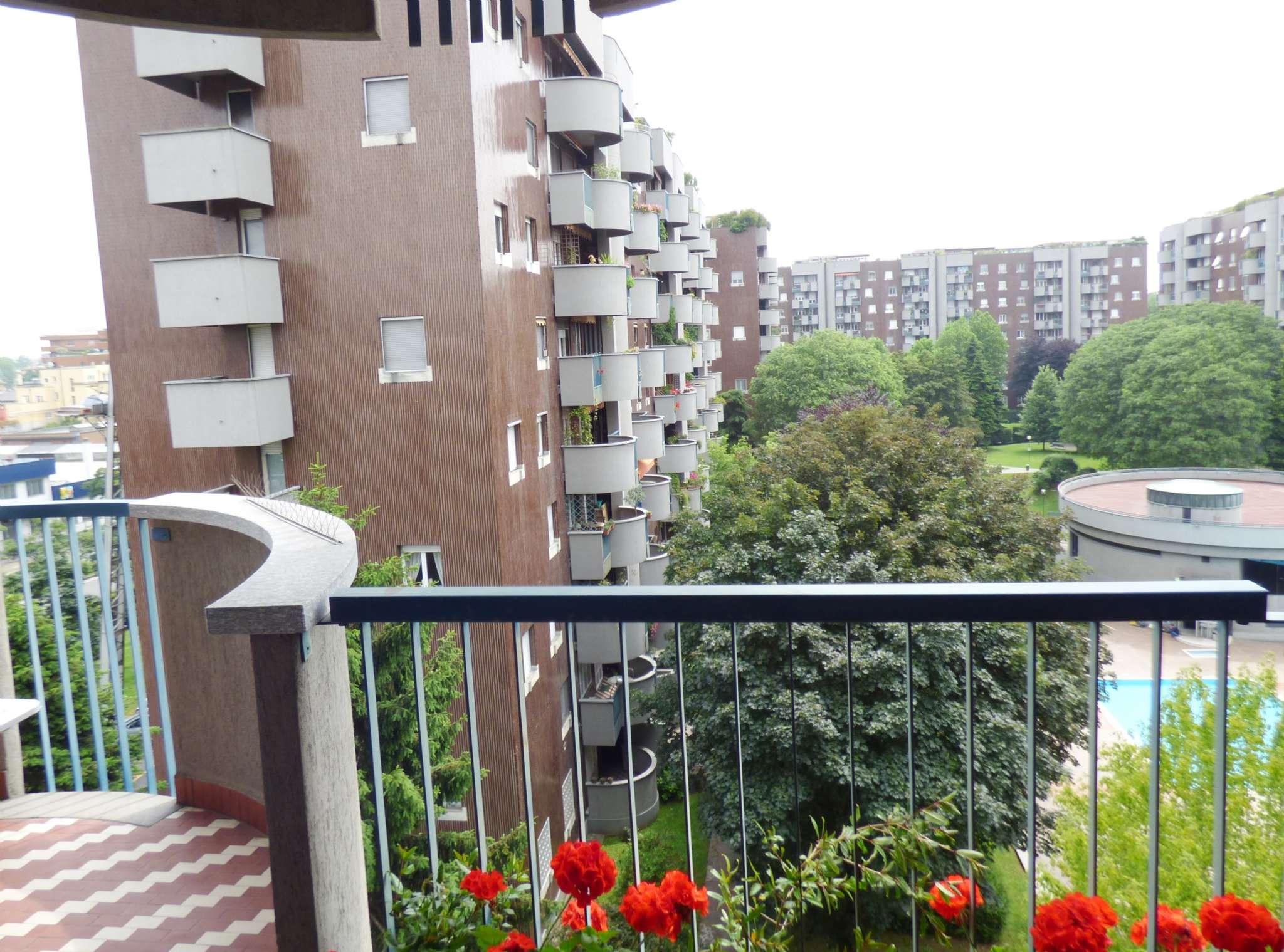 Appartamento in Affitto a Milano 06 Italia / Porta Romana / Bocconi / Lodi: 4 locali, 180 mq