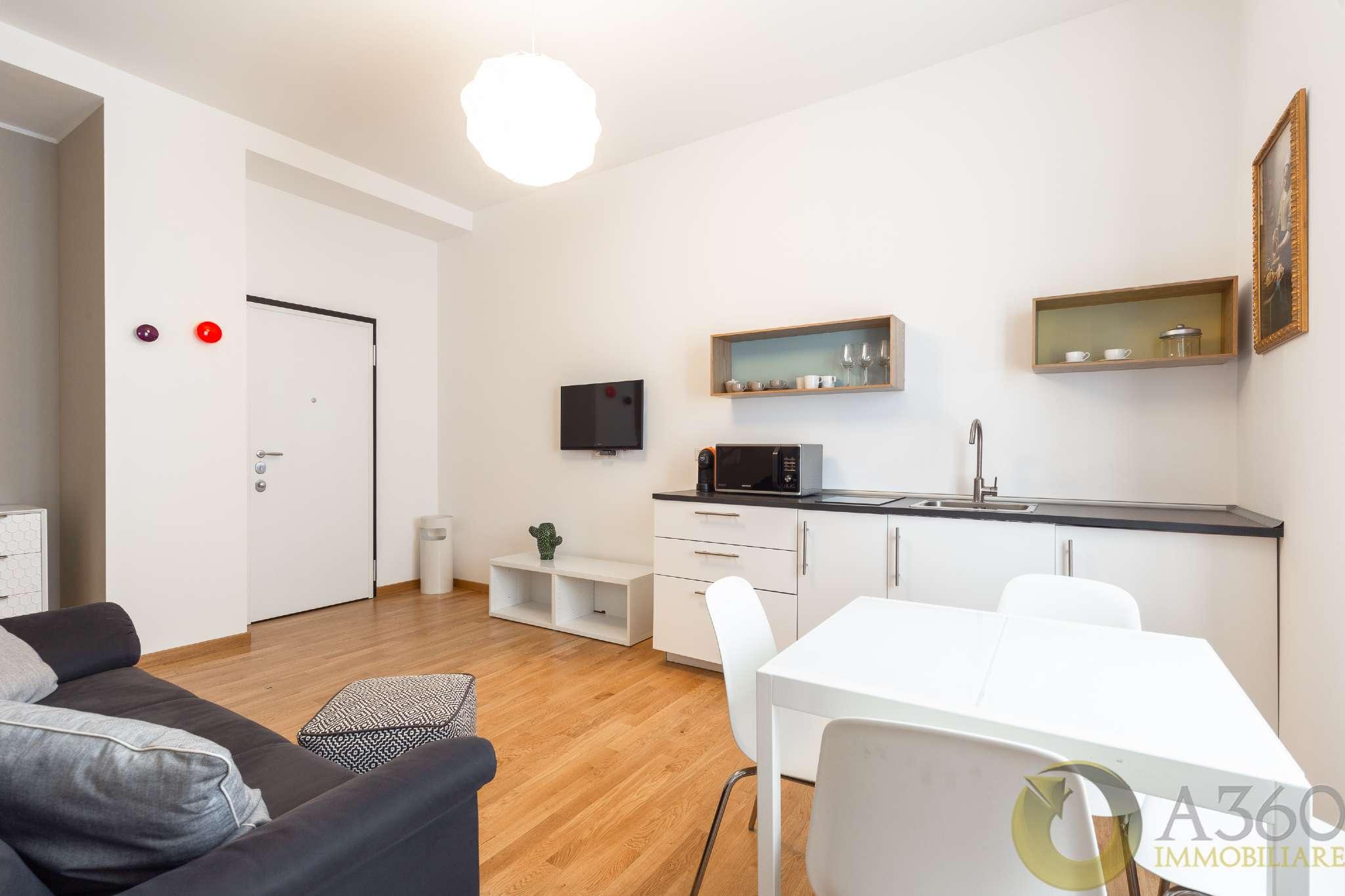 Appartamento in Affitto a Milano 02 Brera / Volta / Repubblica: 2 locali, 50 mq