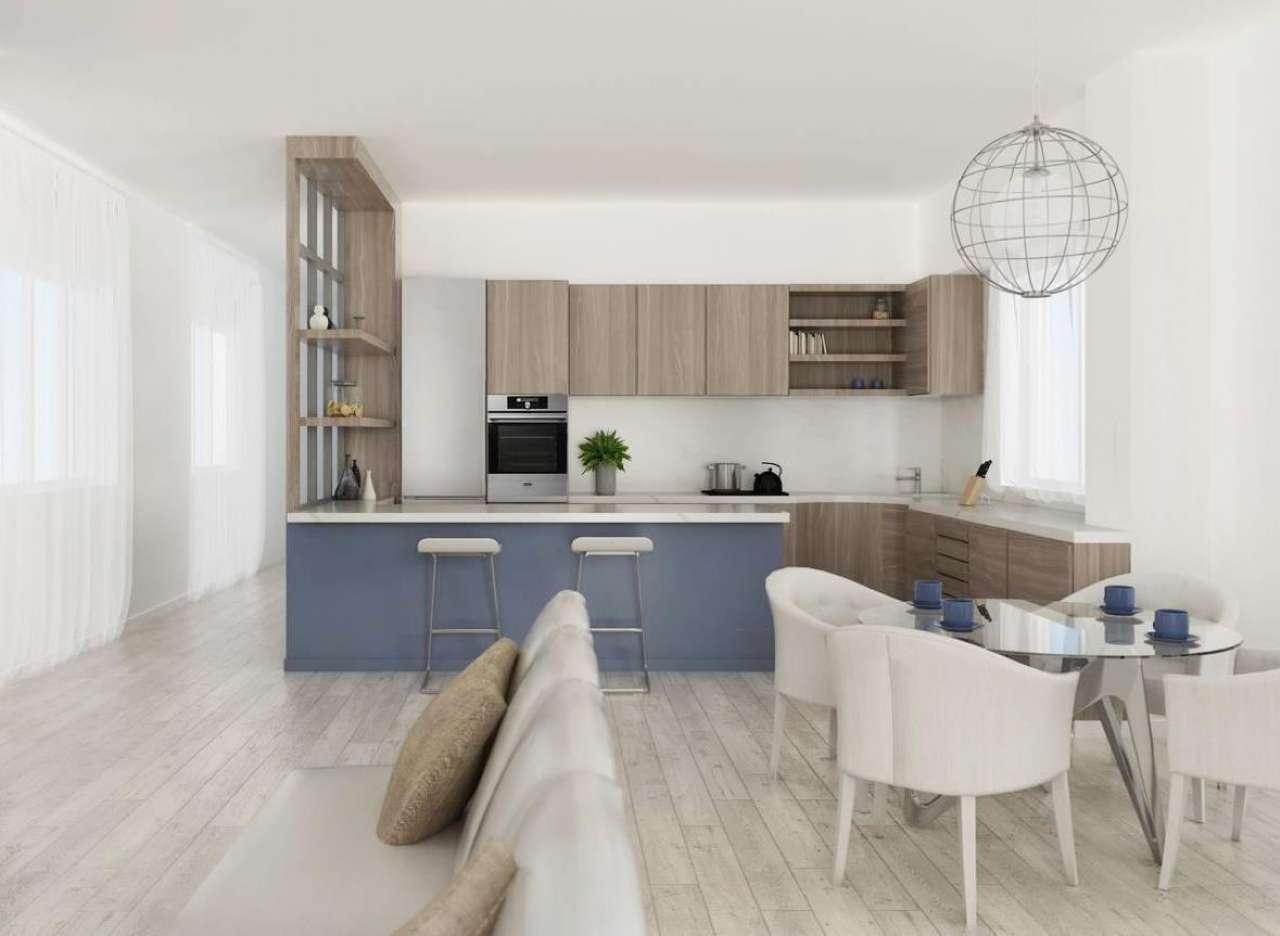 Appartamento in Vendita a Milano 20 Bicocca / Crescenzago / Cimiano: 2 locali, 54 mq