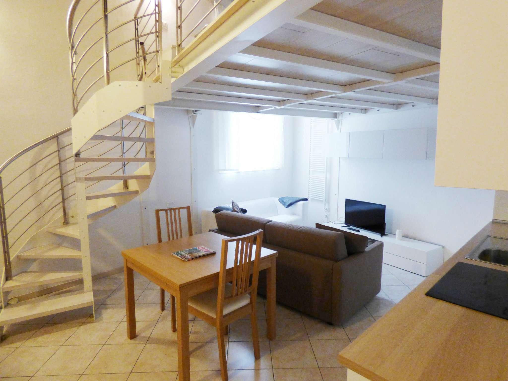 Appartamento in Affitto a Milano 01 Centro storico (Cerchia dei Navigli): 3 locali, 70 mq