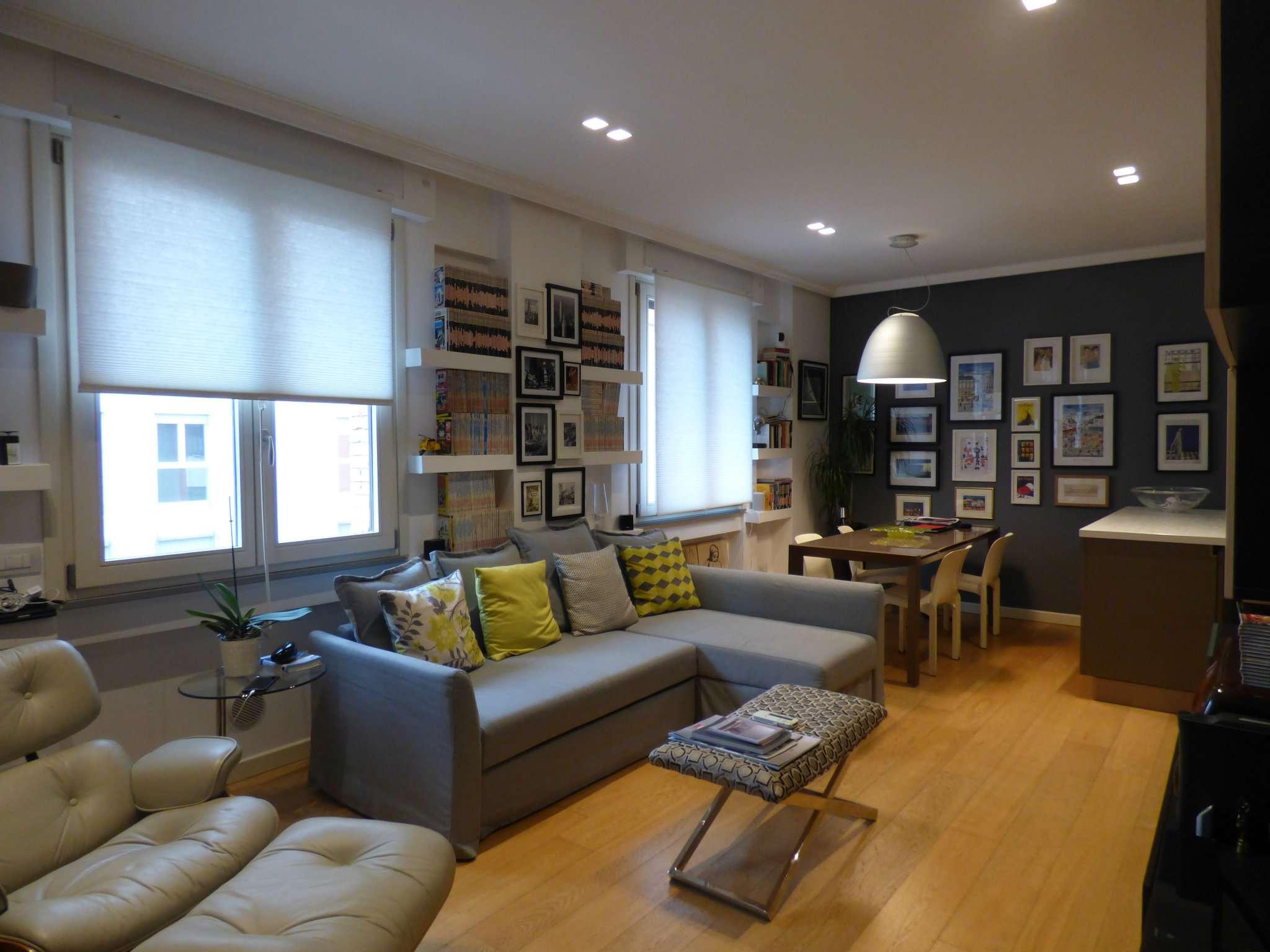 Appartamento in Affitto a Milano 29 Certosa / Bovisa / Dergano / Maciachini / Istria / Testi: 3 locali, 125 mq