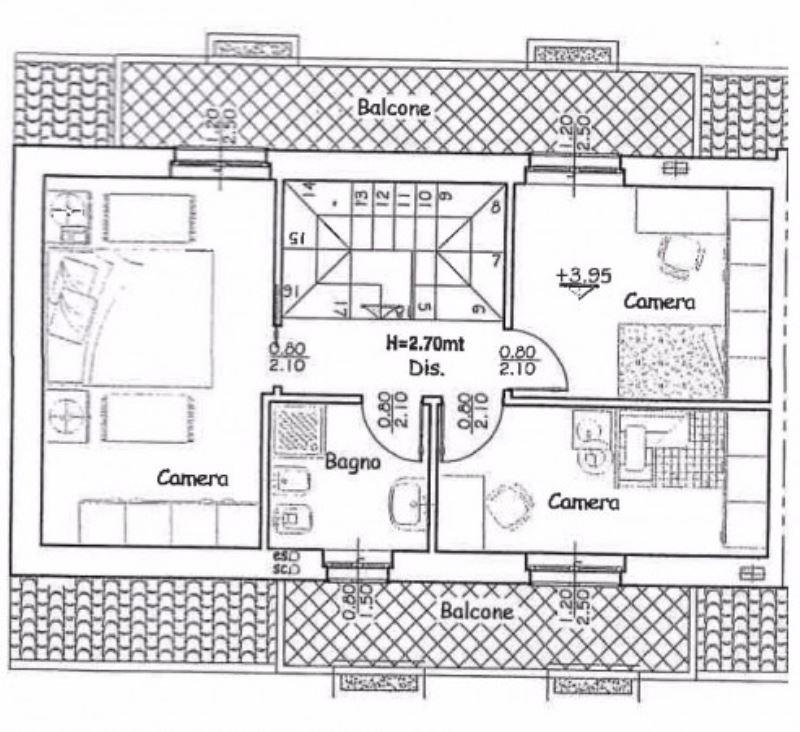 Villa in vendita a Arluno, 4 locali, prezzo € 300.000   Cambio Casa.it
