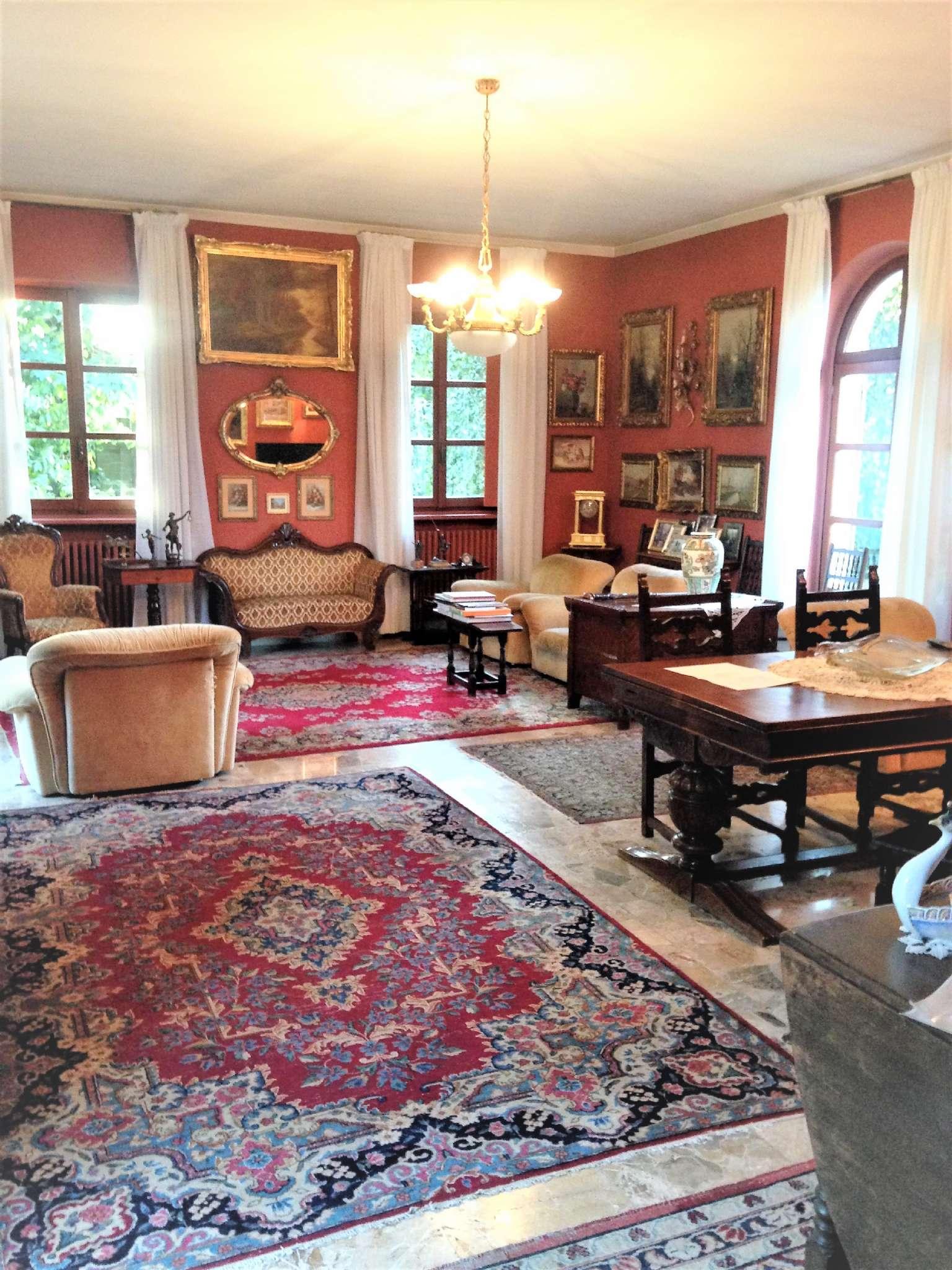 Villa in vendita a Ossona, 5 locali, prezzo € 375.000 | CambioCasa.it