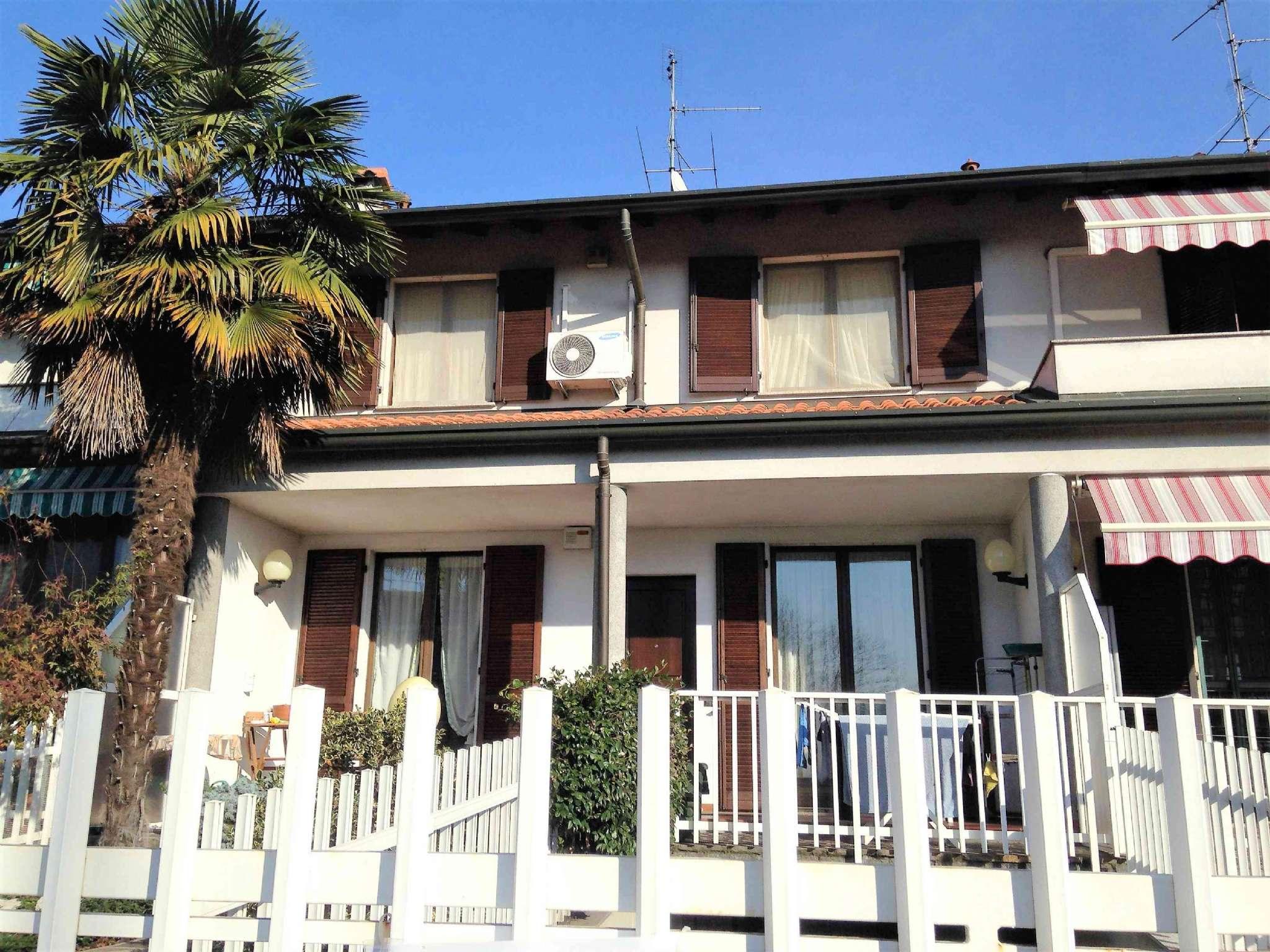 Villa a Schiera in Vendita a Sedriano