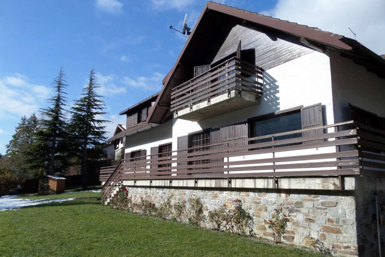Villa in Vendita a Ponte di Legno
