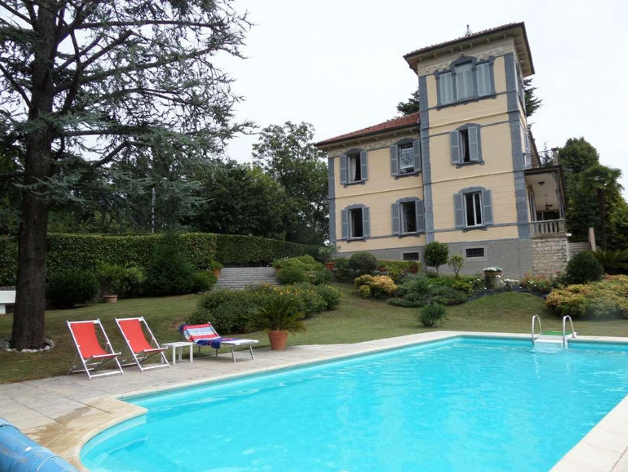 Villa in vendita a Viggiù, 9 locali, prezzo € 1.260.000 | CambioCasa.it